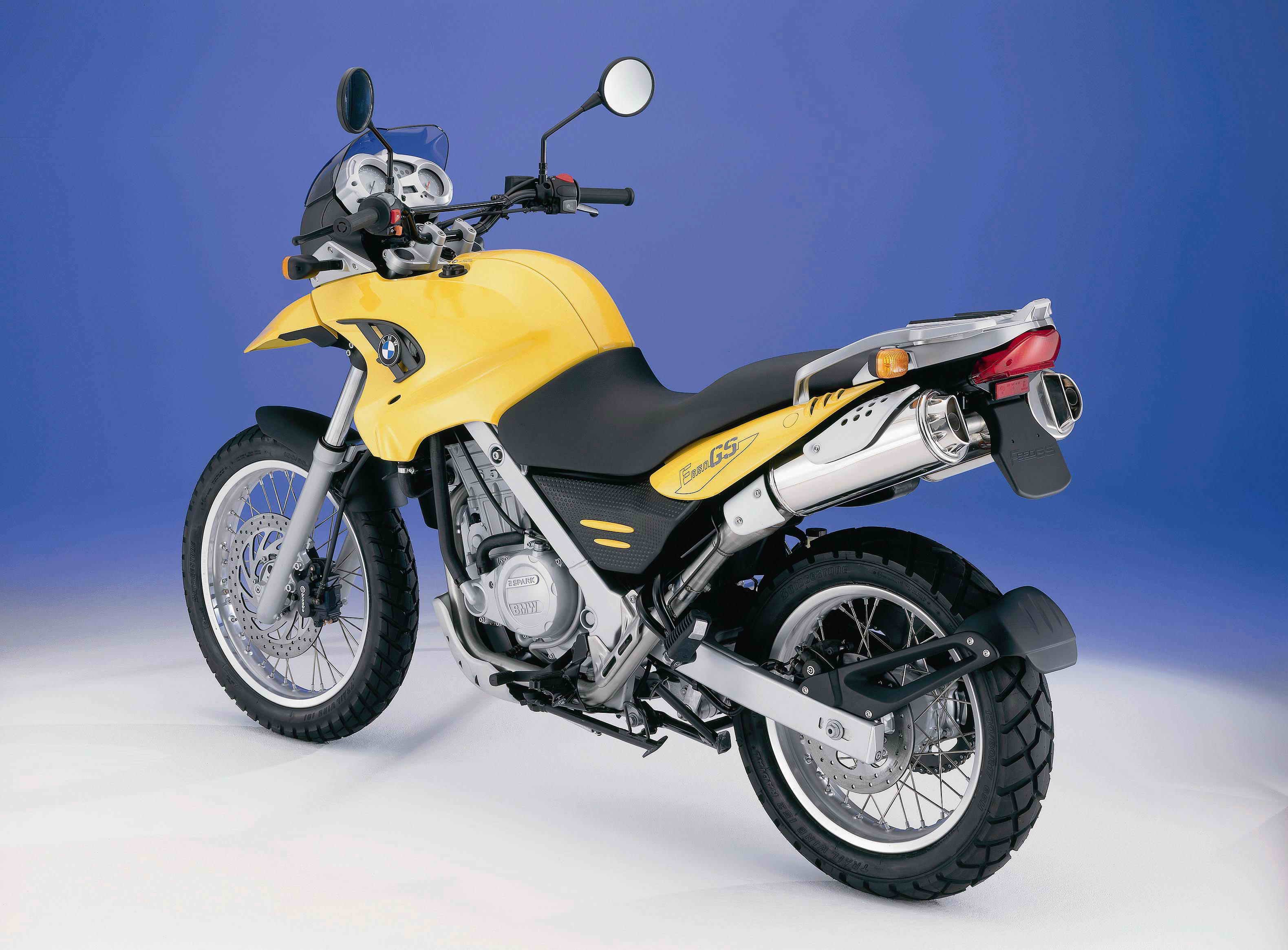 2006 Bmw F 650 Gs Top Speed
