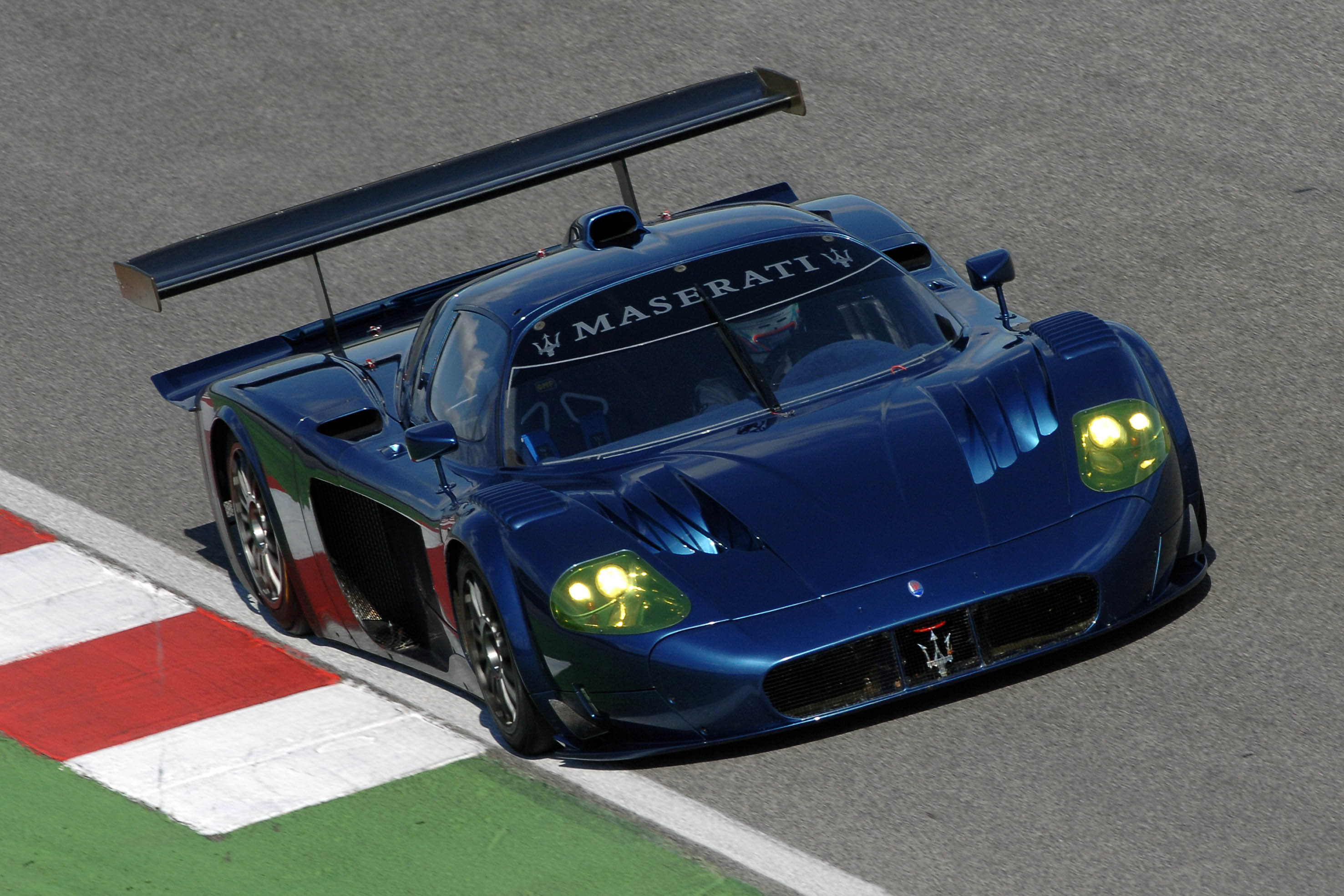 2006 Maserati MC12 Corsa | Top Speed