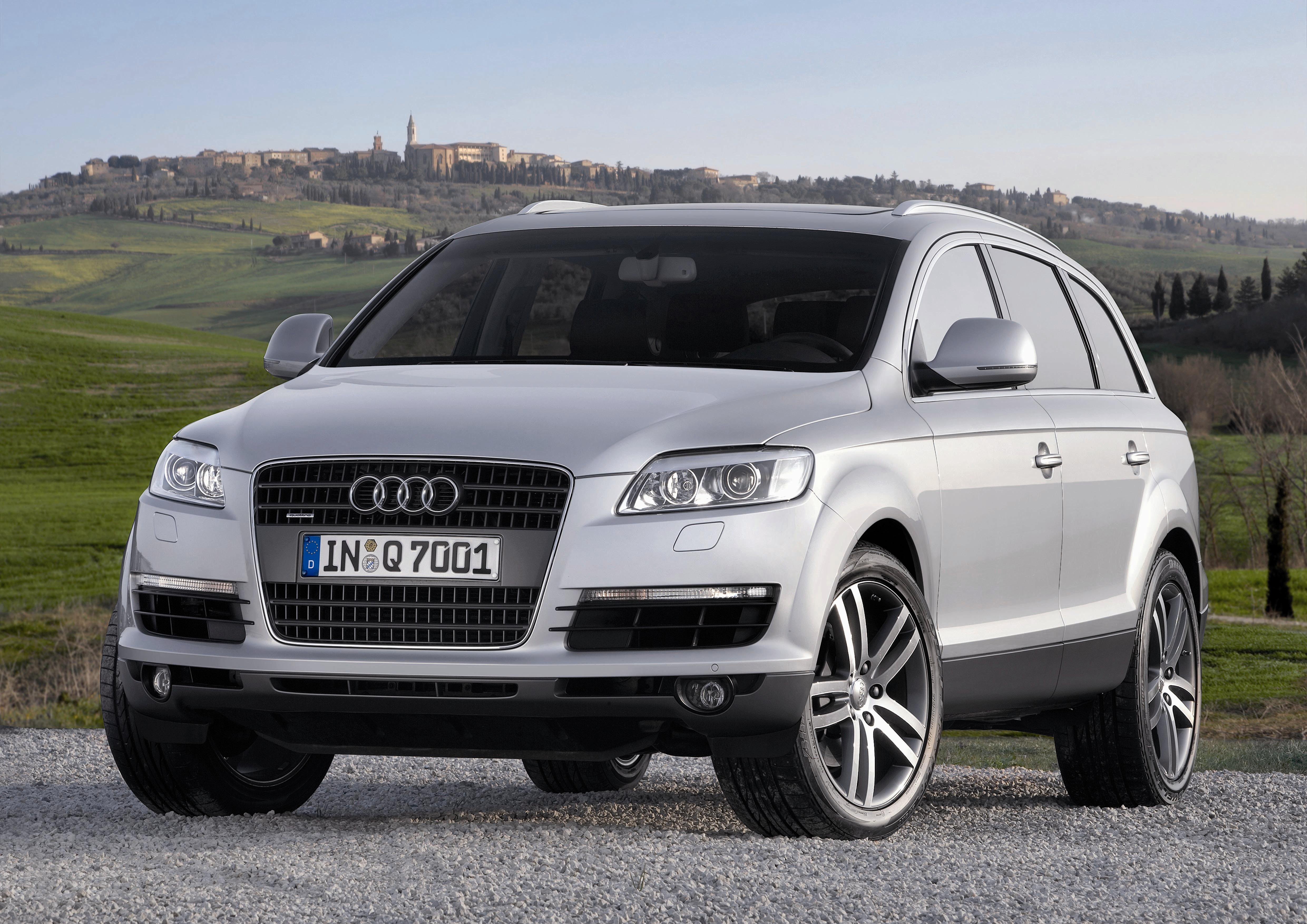 2007 audi q7 4 2 tdi gallery 166666 top speed. Black Bedroom Furniture Sets. Home Design Ideas