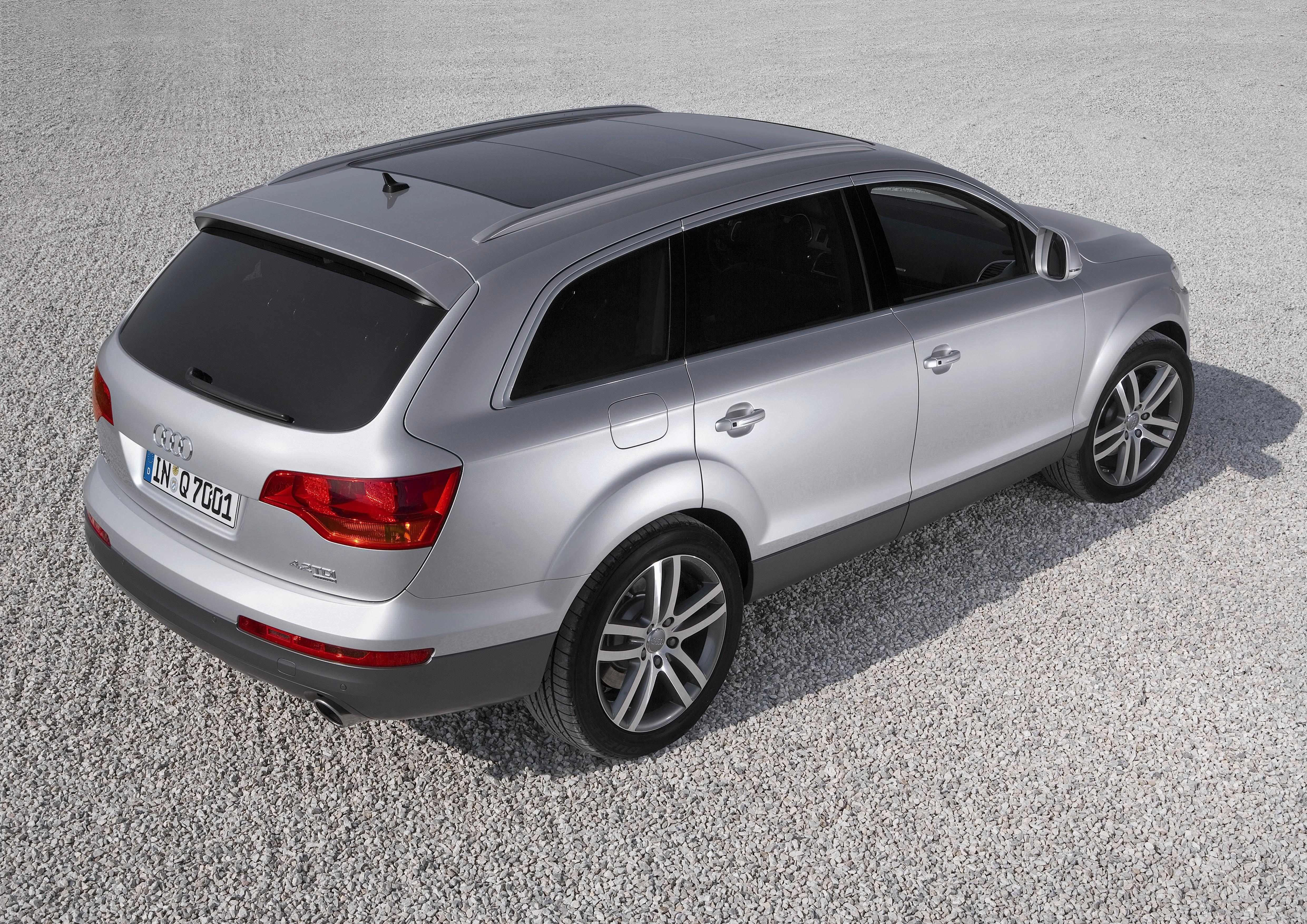2007 audi q7 4 2 tdi gallery 166686 top speed. Black Bedroom Furniture Sets. Home Design Ideas