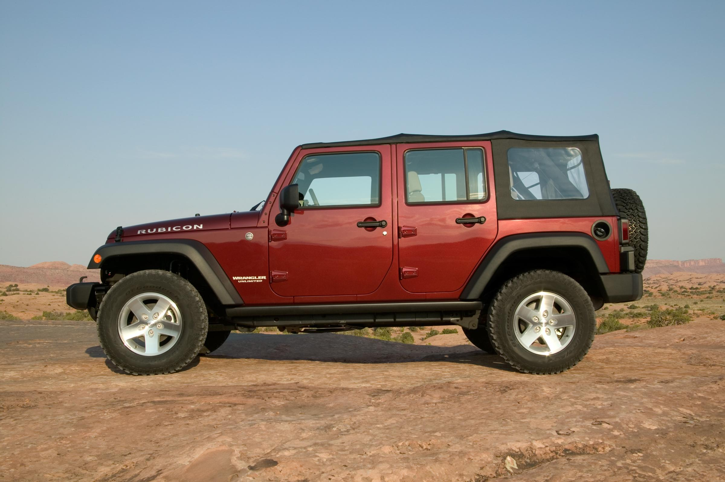 2007 jeep wrangler unlimited review - top speed