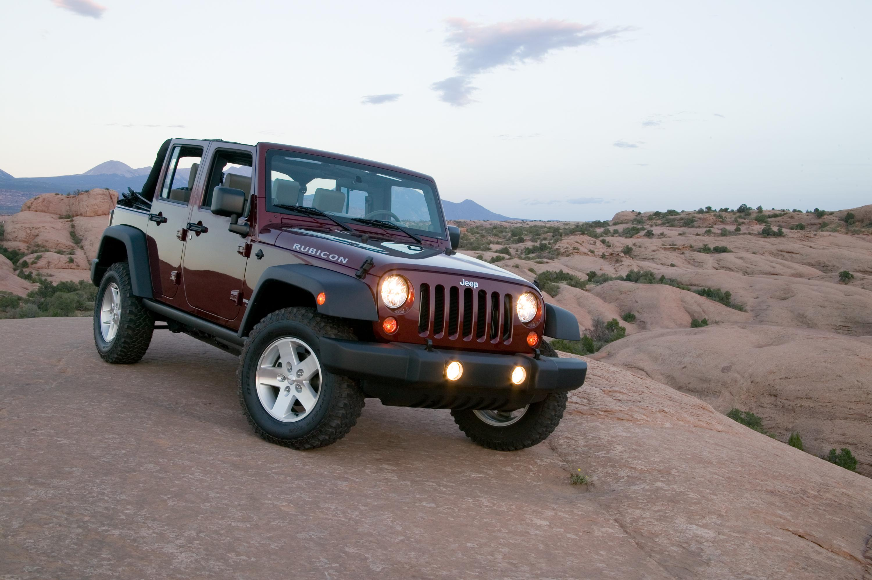 2007 Jeep Wrangler Unlimited Review Top Speed