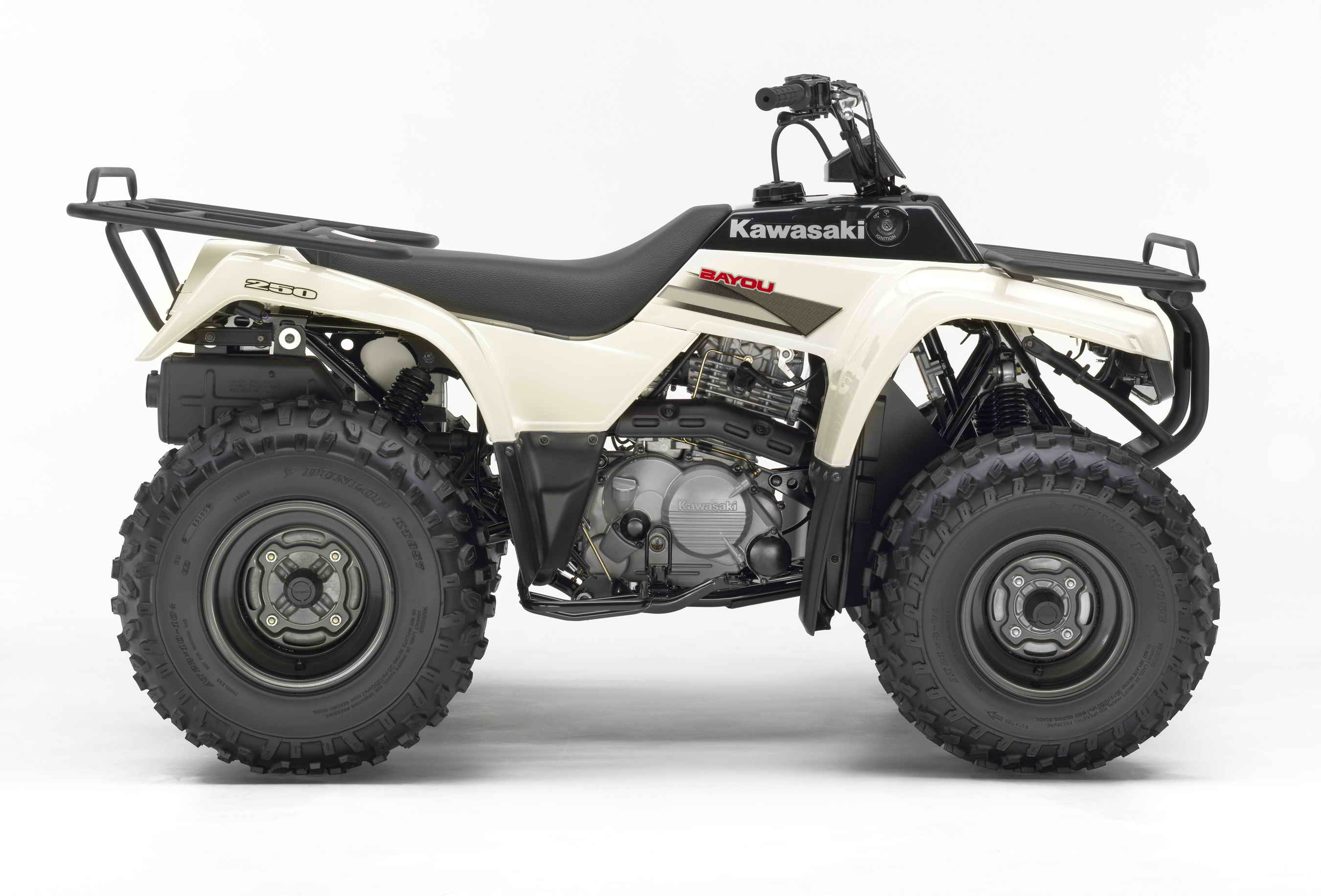 2007 Kawasaki Bayou 250 | Top Sd on