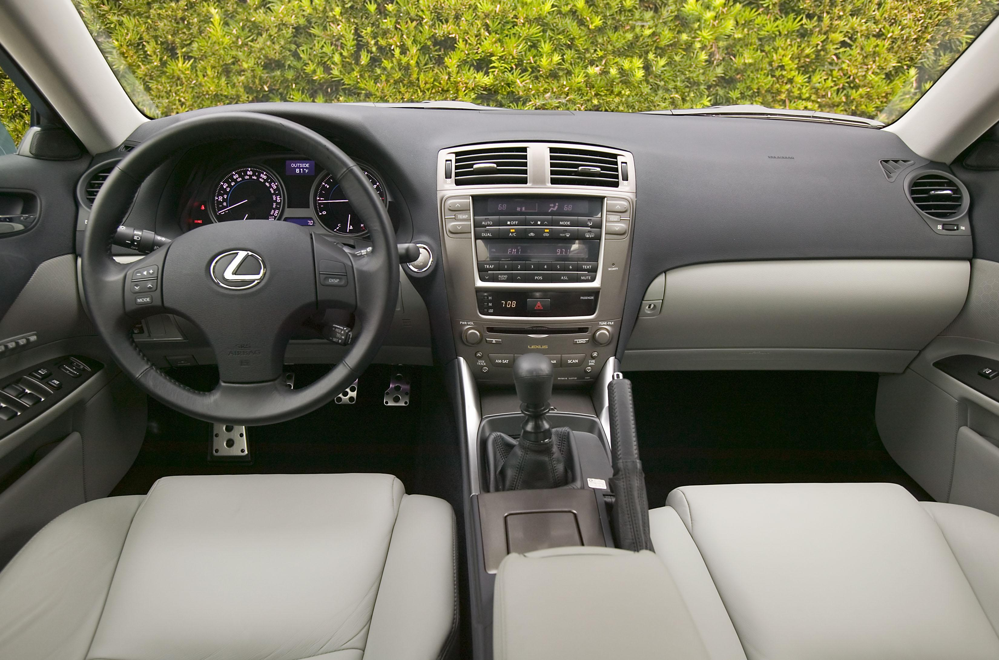 2007 Lexus IS 250 | Top Speed. »