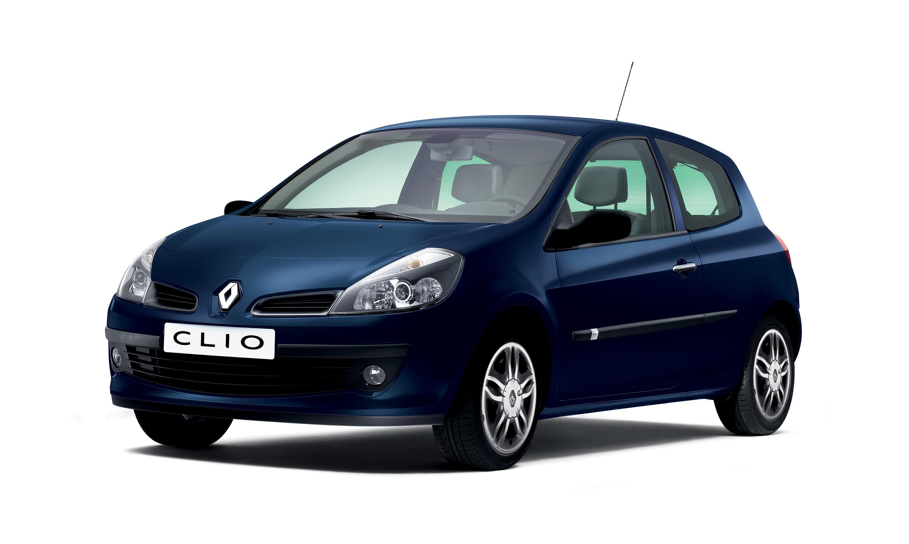Car Engines For Sale >> 2007 Renault Clio Extreme | Top Speed