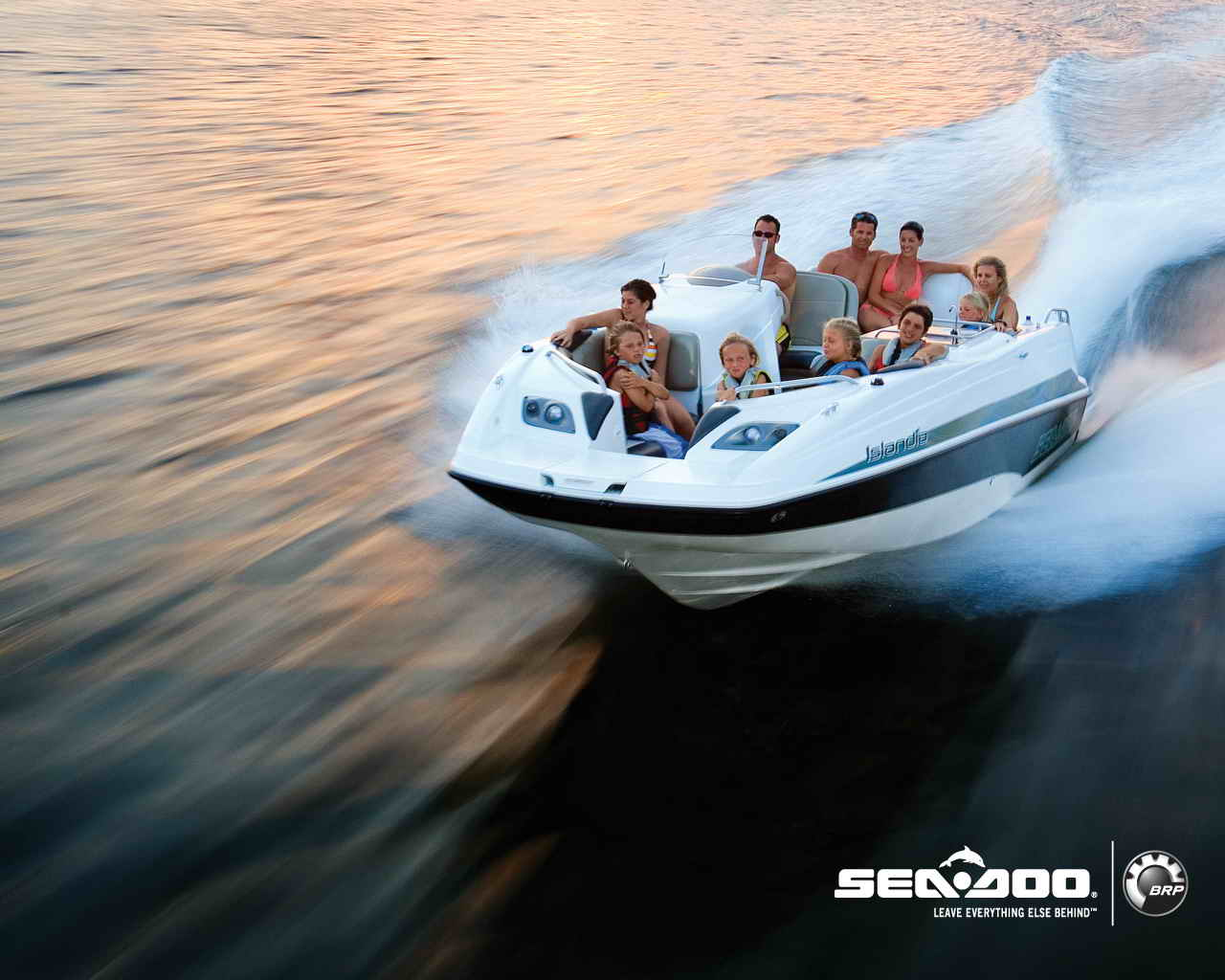 2007 Sea-Doo Islandia SE | Top Speed
