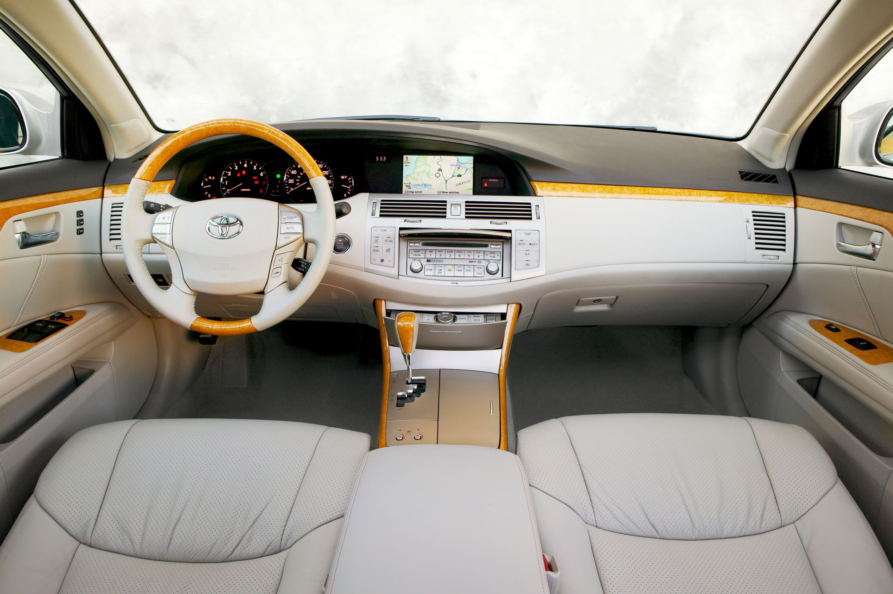 2007 toyota avalon review