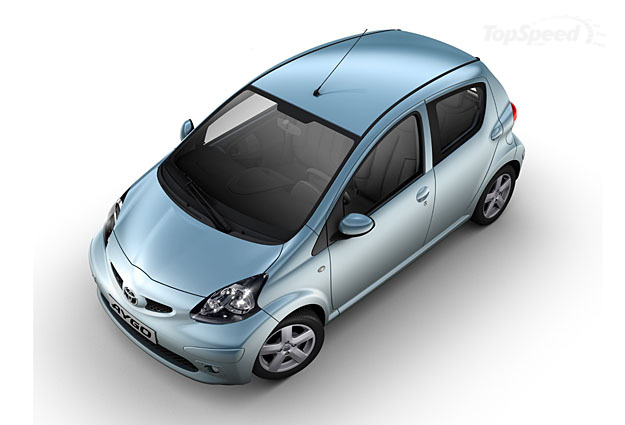 2007 toyota aygo picture 167098 car review top speed. Black Bedroom Furniture Sets. Home Design Ideas