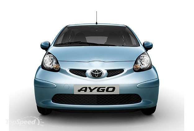 2007 toyota aygo picture 167092 car review top speed. Black Bedroom Furniture Sets. Home Design Ideas