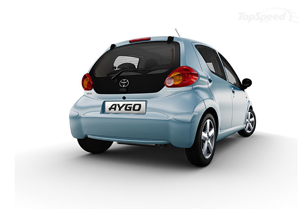 2007 toyota aygo picture 167093 car review top speed. Black Bedroom Furniture Sets. Home Design Ideas