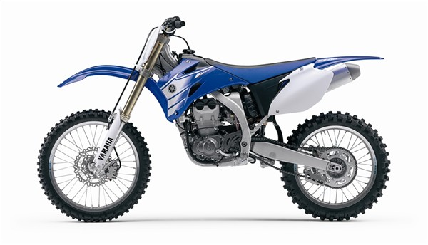 2007 Yamaha YZ450F | Top Speed