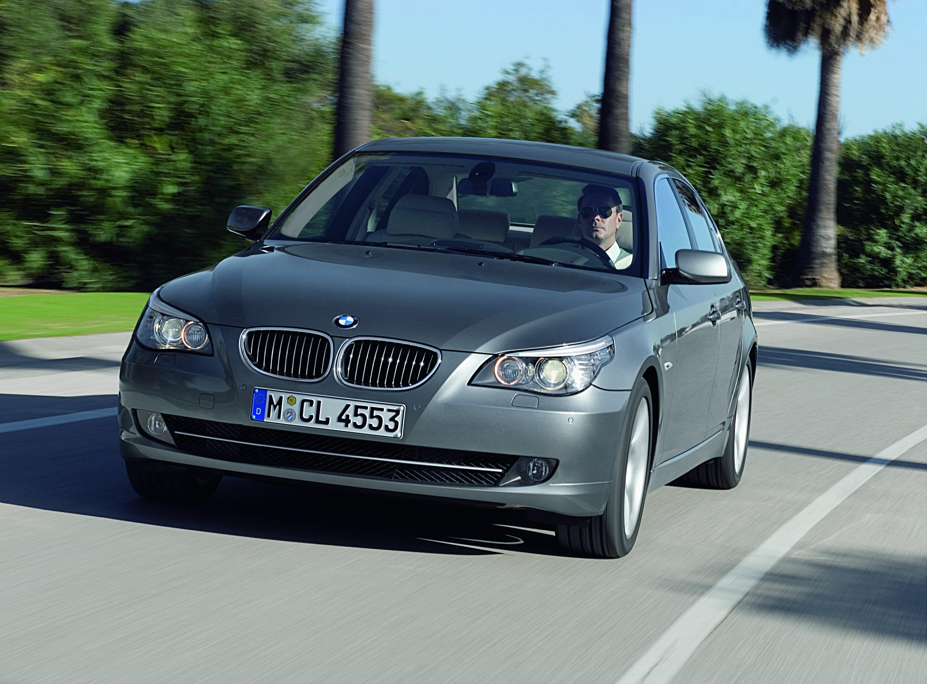 2008 BMW 5-Series | Top Speed. »