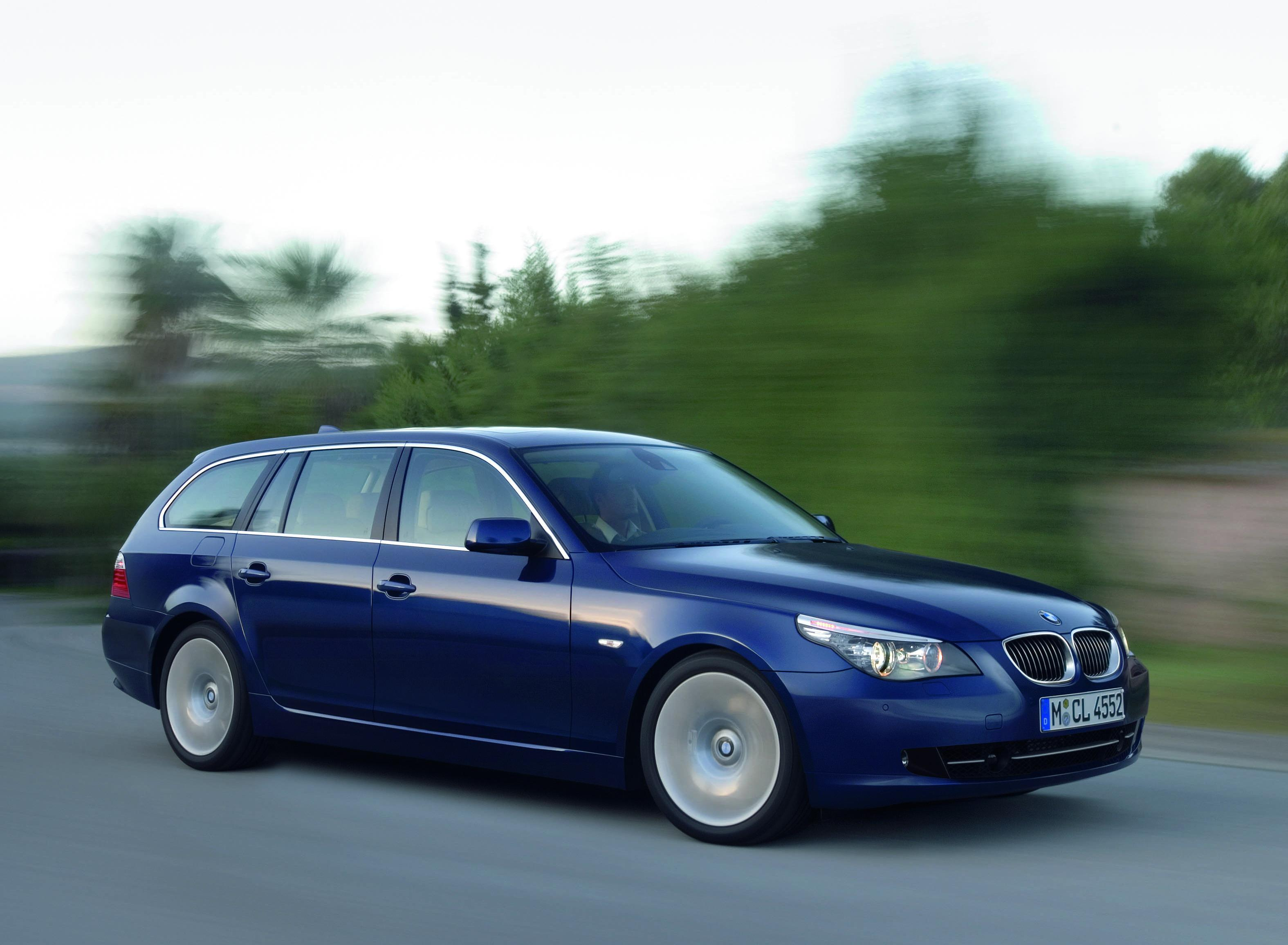 BMW Series Review Top Speed - 2008 bmw 530xi