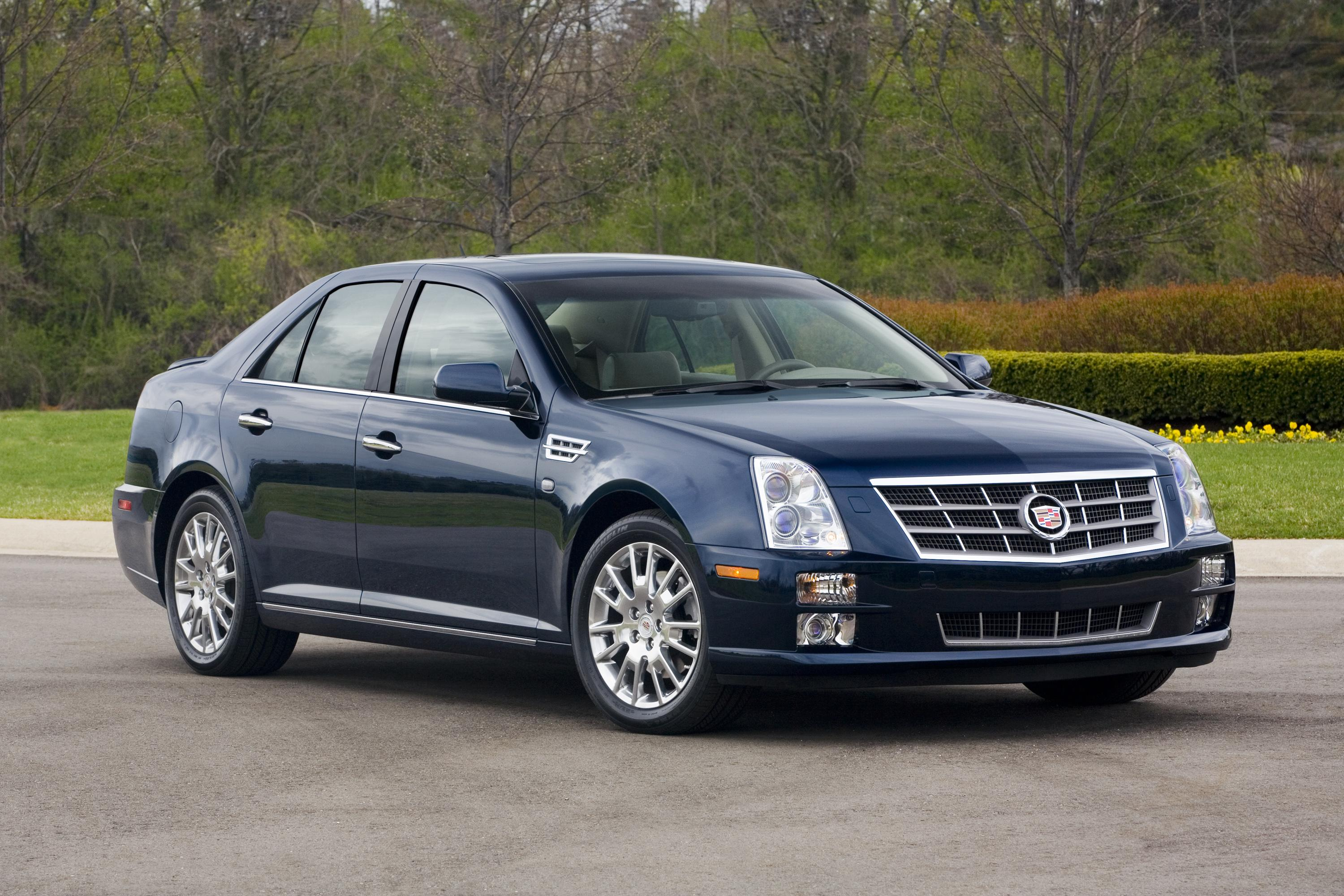 2008 Cadillac Sts Top Speed