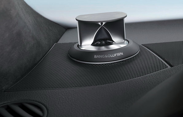 bang & olufsen sound system for audi q7 | top speed