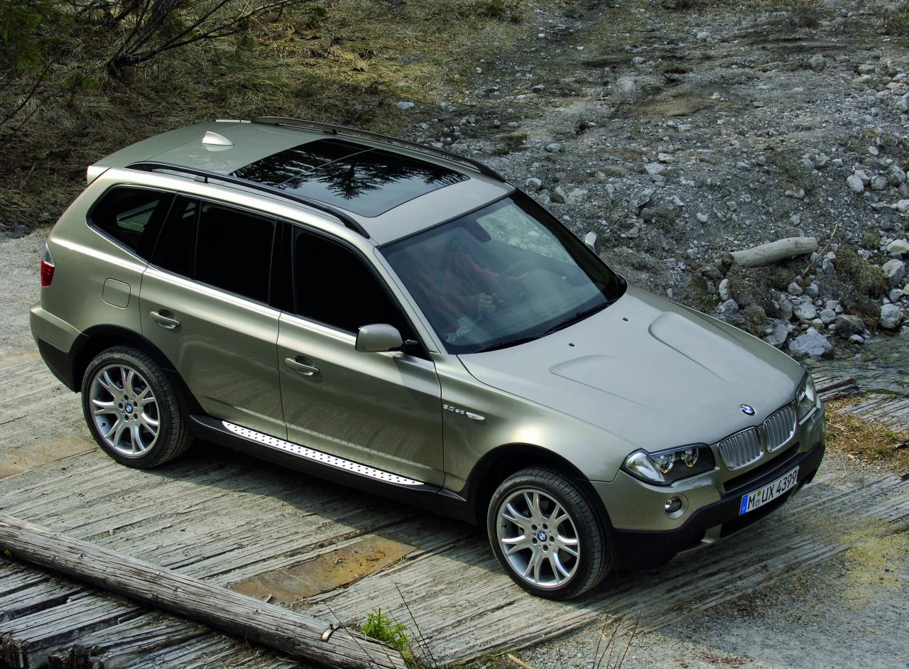 bmw to build x3 suv in u s news top speed. Black Bedroom Furniture Sets. Home Design Ideas