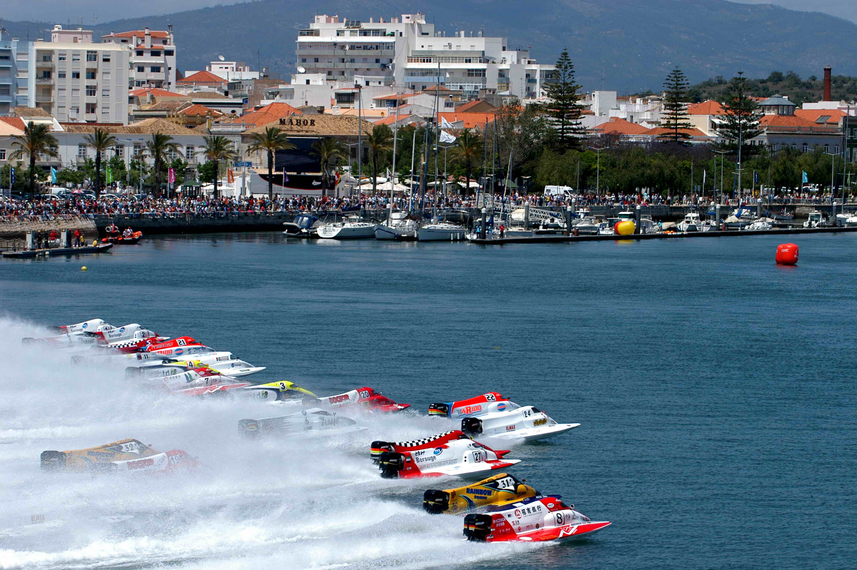 F1 Powerboat World Championshis - Portimao Race | Top Speed
