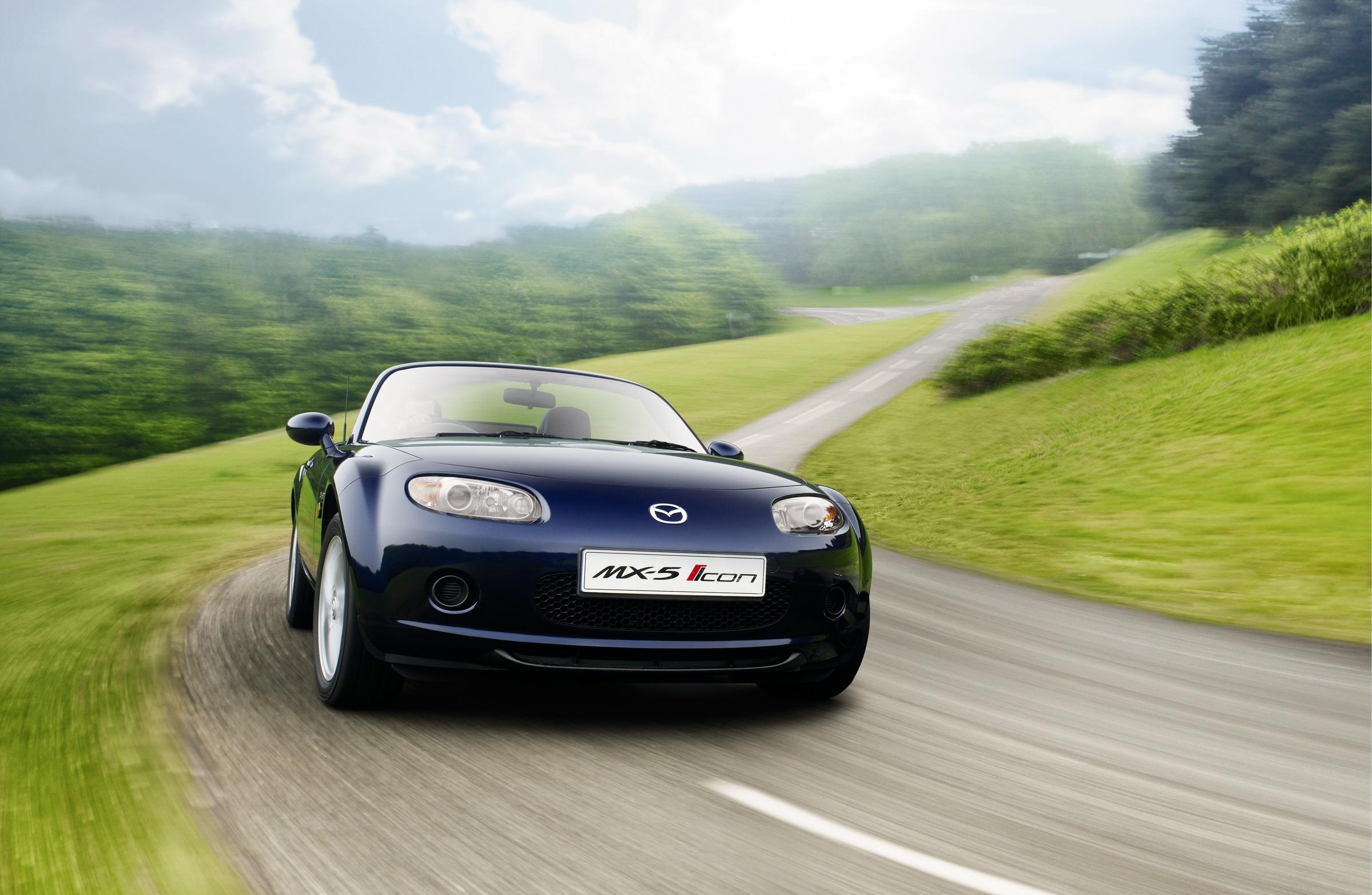 2007 Mazda MX-5 Icon Special Edition | Top Speed