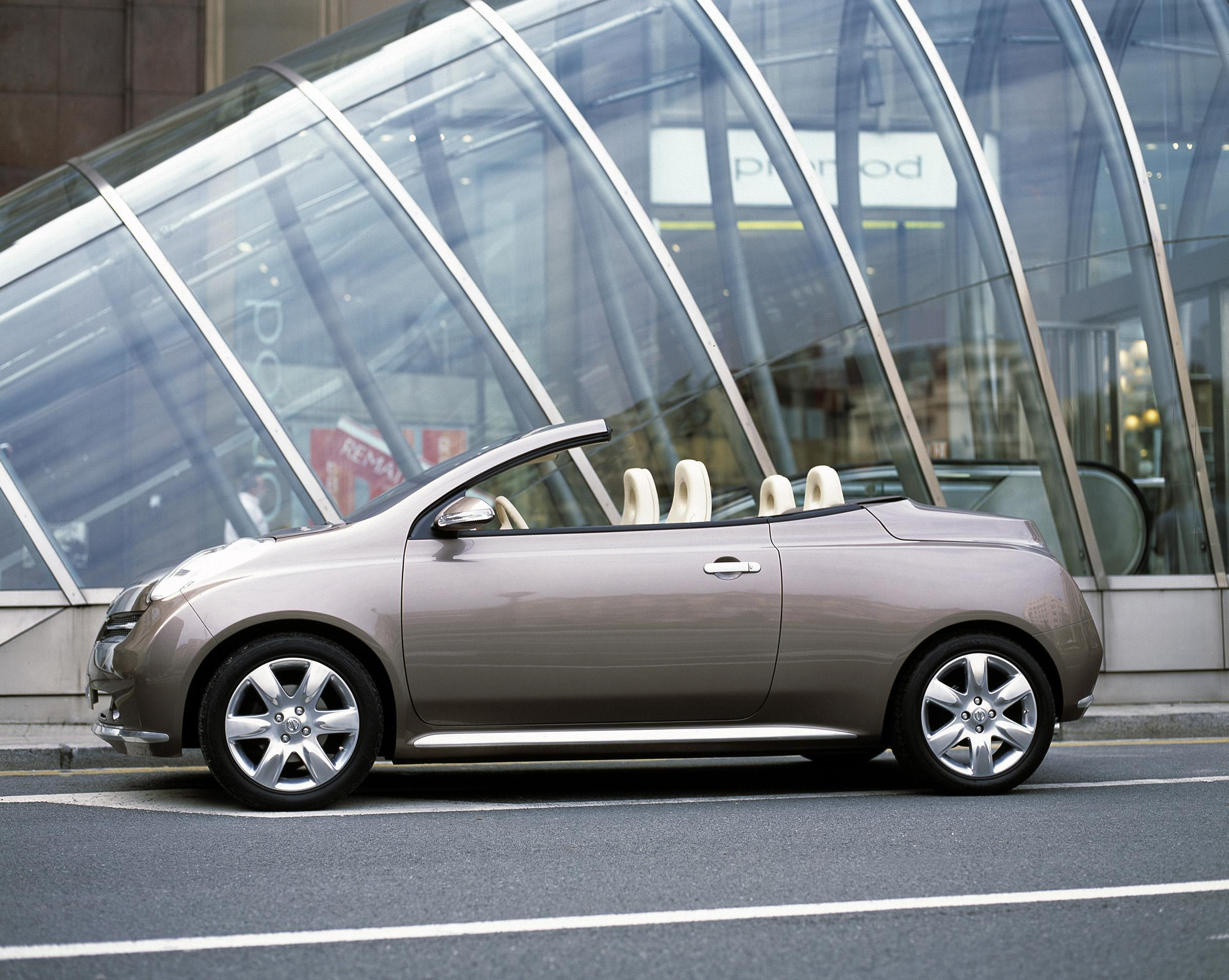 nissan micra c c open for pre orders top speed. Black Bedroom Furniture Sets. Home Design Ideas