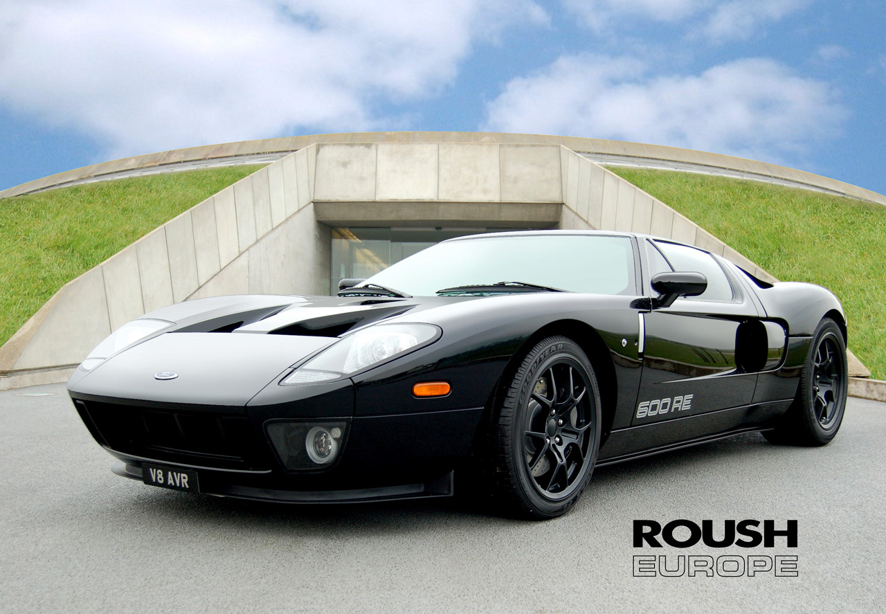 Read More Roush Re Download Roush Re An Exclusive Limited Edition Ford Gt