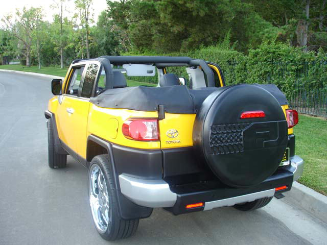 Toyota FJ Cruiser Convertible Just In Time For Summer | Top Speed. »