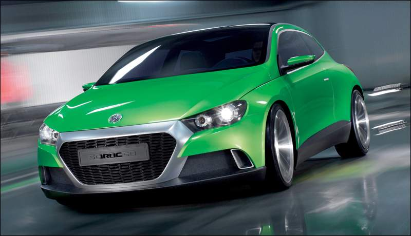 Vw Scirocco Usa >> Volkswagen Scirocco Will Come To Usa After All Picture Top Speed