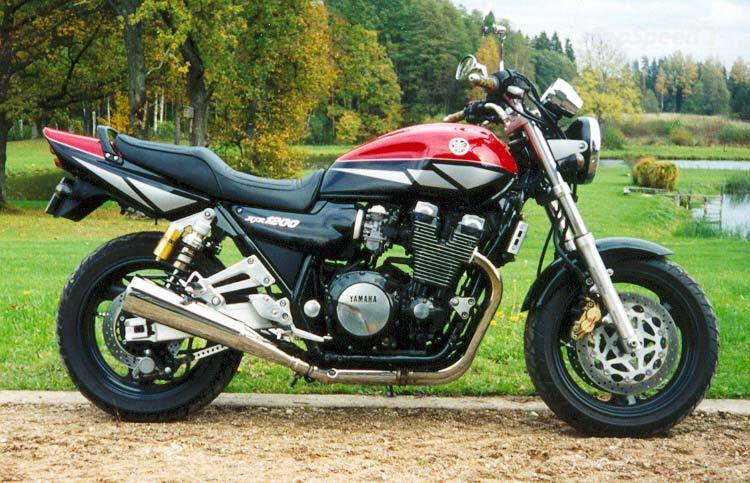 1995 1999 yamaha xjr1200 picture 175049 motorcycle. Black Bedroom Furniture Sets. Home Design Ideas