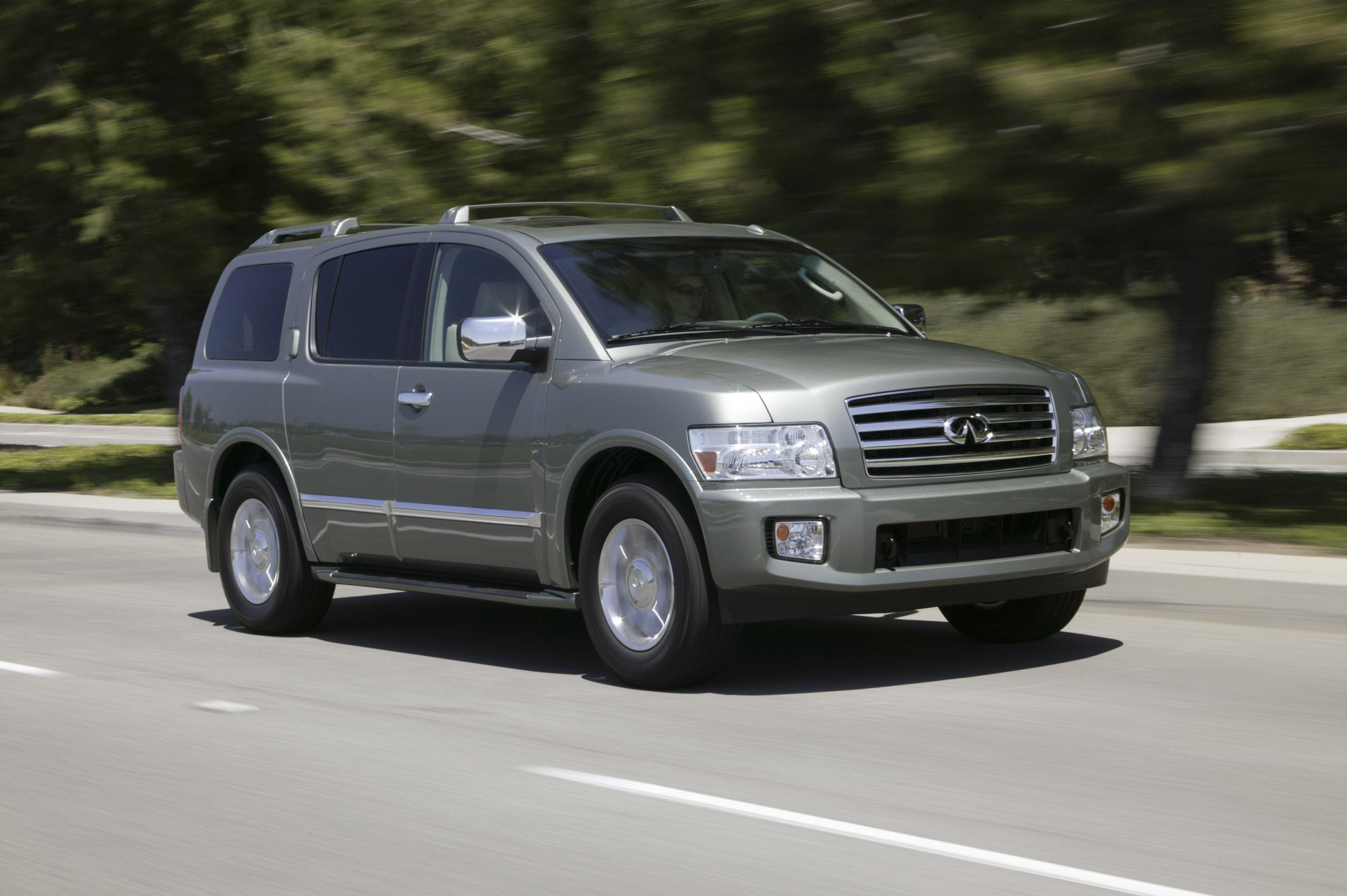 our where auto expert infinity infiniti test interior suv drive the