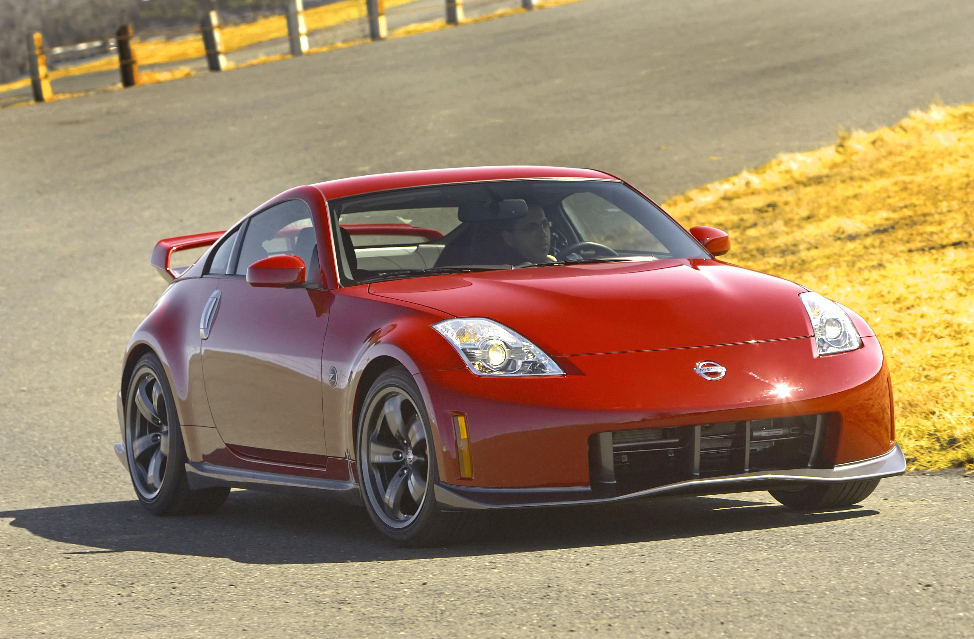 2007 nissan nismo 350z pricing announced top speed. Black Bedroom Furniture Sets. Home Design Ideas