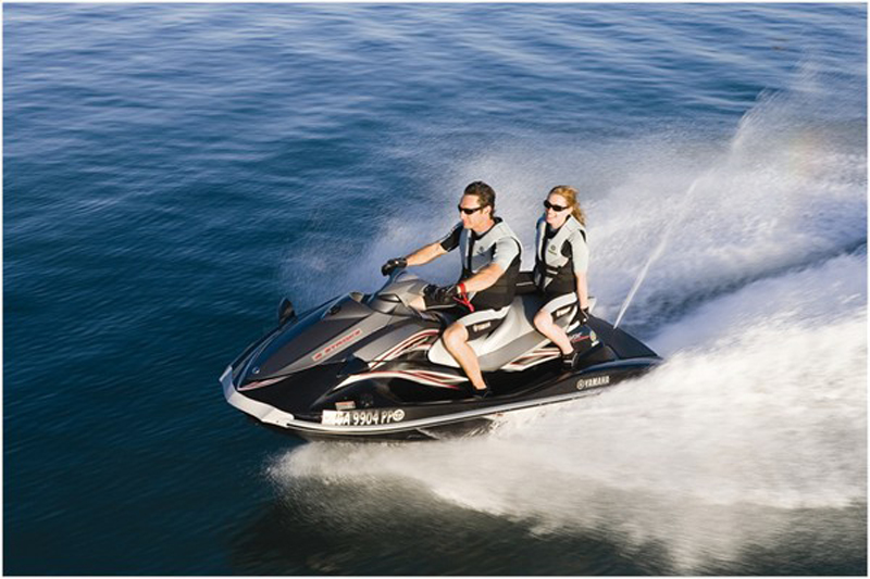2007 Yamaha VX Cruiser | Top Speed
