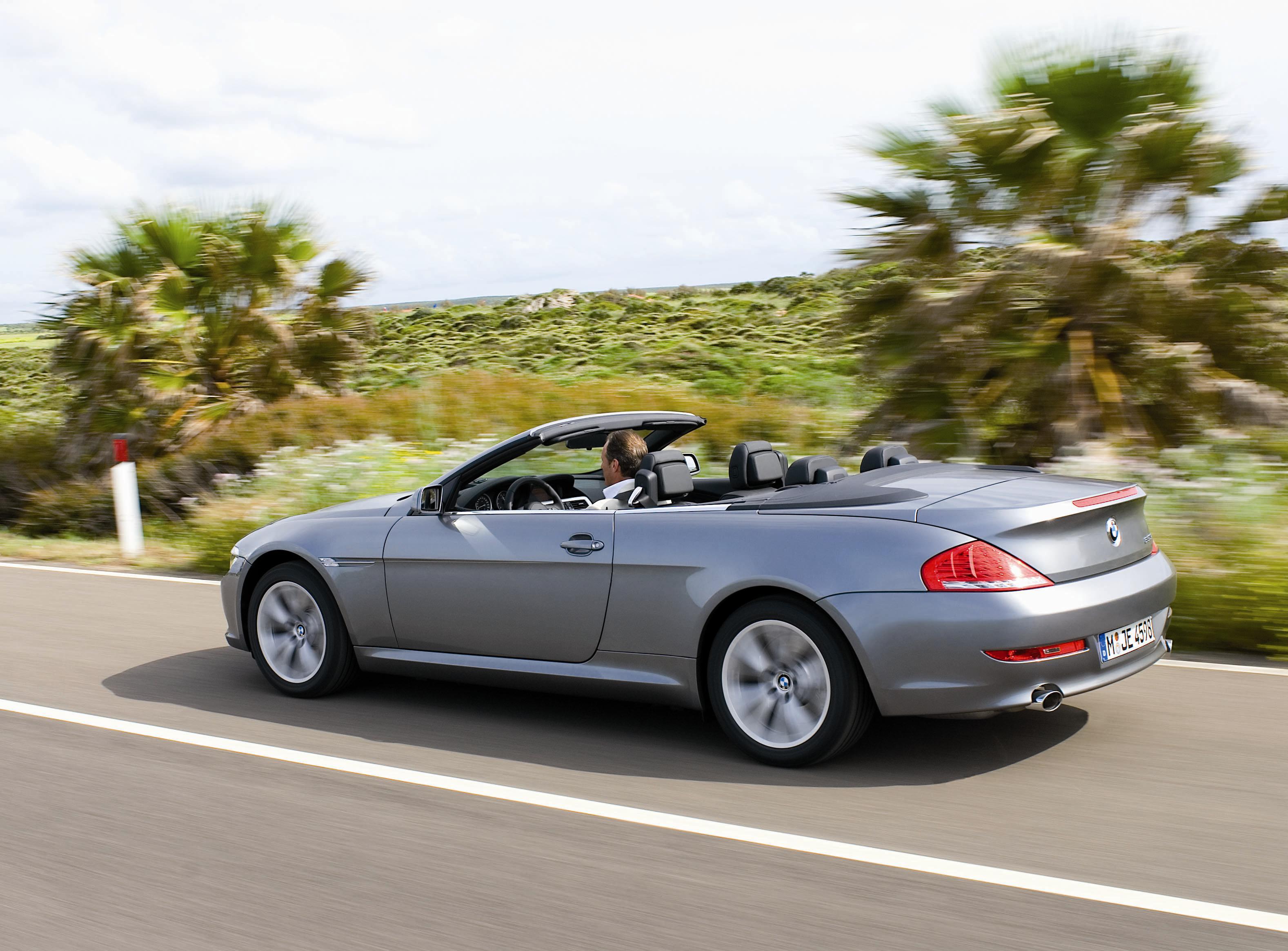 2008 bmw 650i convertible options