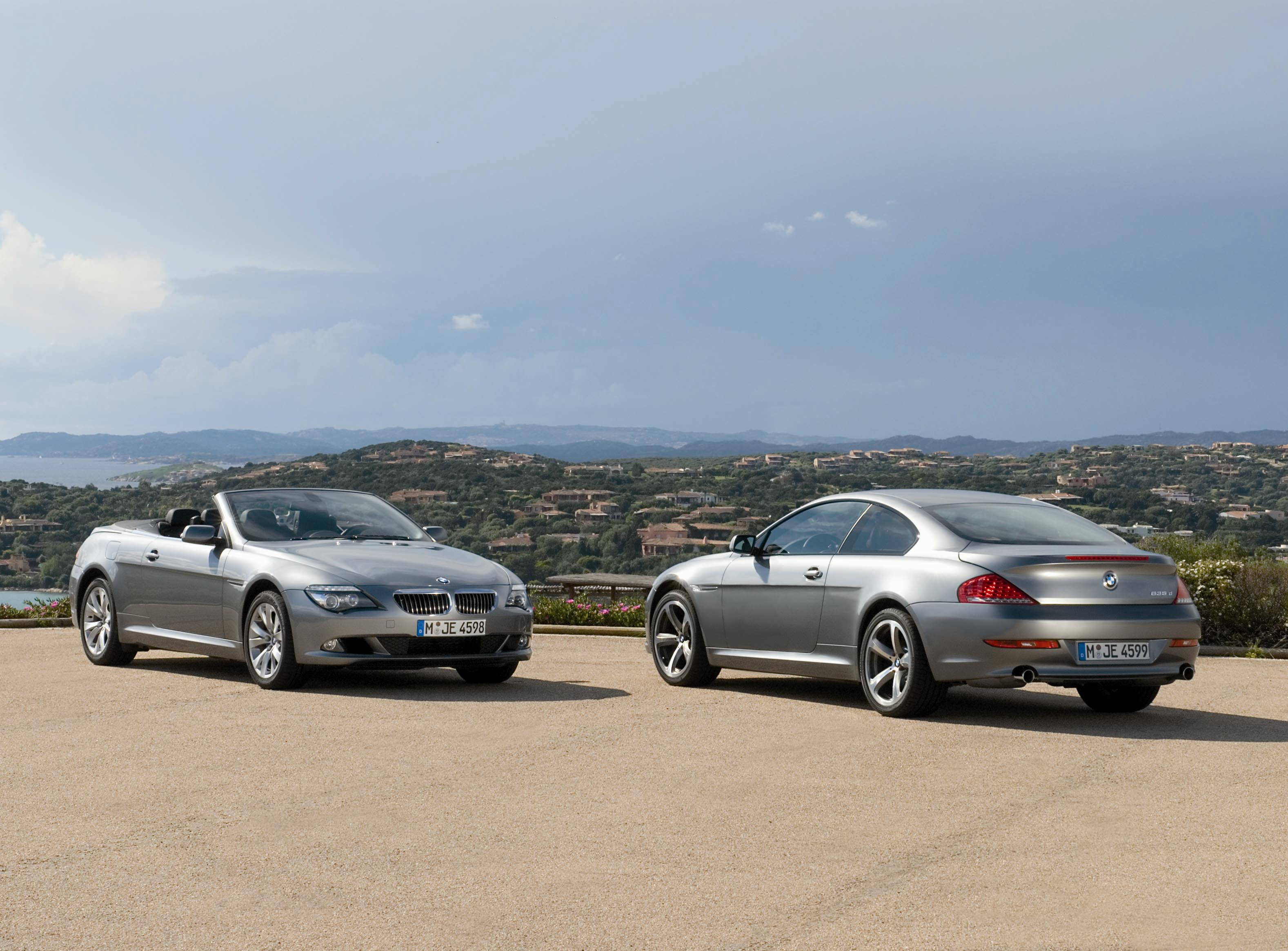 2008 BMW 635d Review - Top Speed
