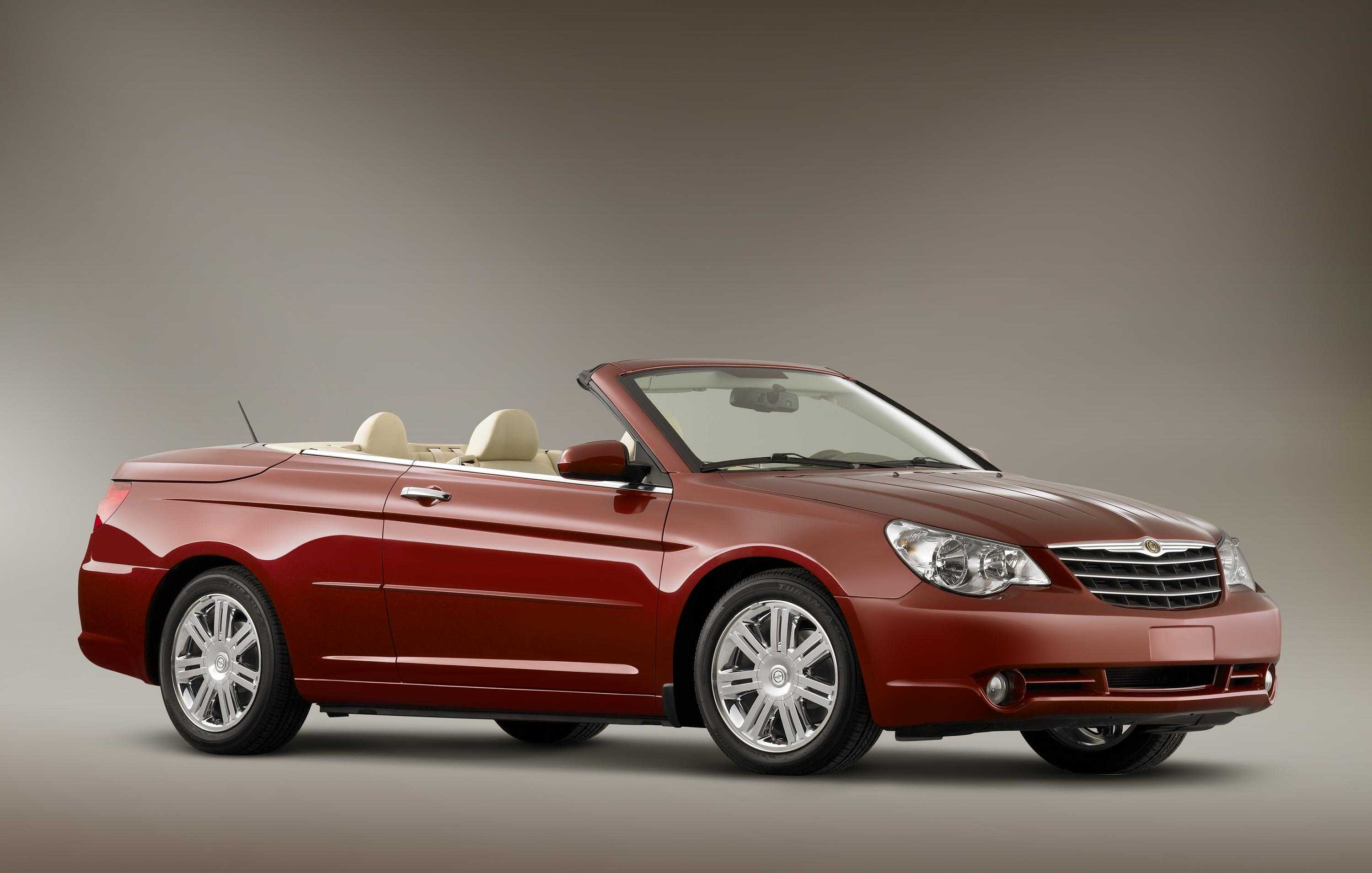 Sterling Heights Dodge >> 2008 Chrysler Sebring Convertible Production Started | Top ...