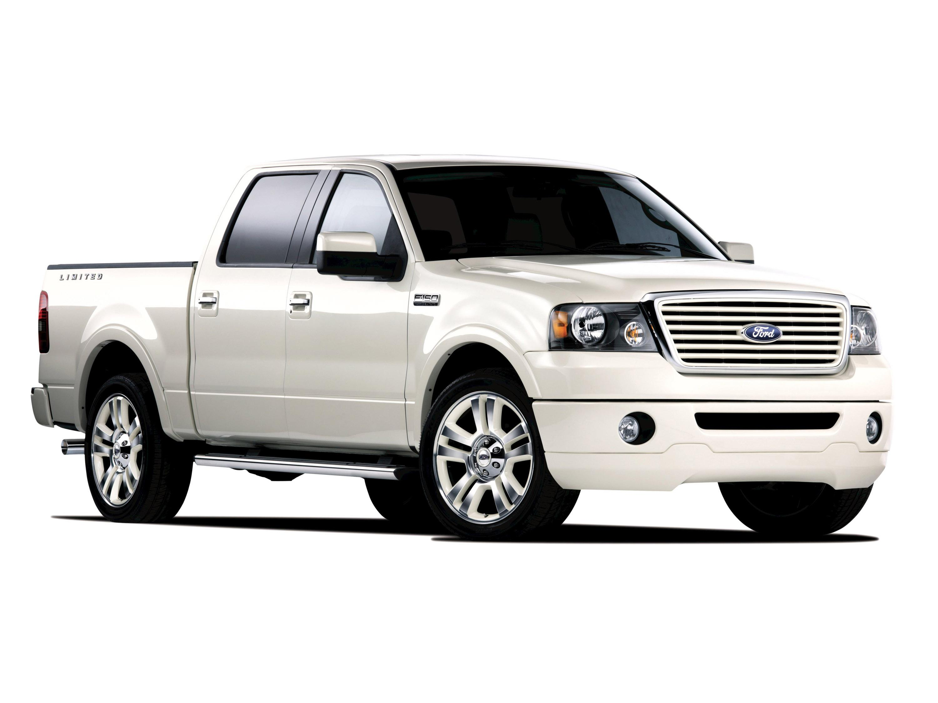 2008 Ford F-150 Lariat Limited | Top Speed
