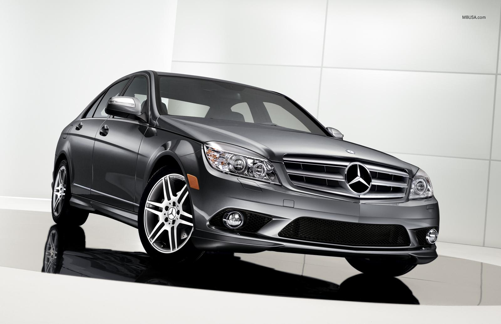 2008 mercedes c class pricing announced top speed. Black Bedroom Furniture Sets. Home Design Ideas