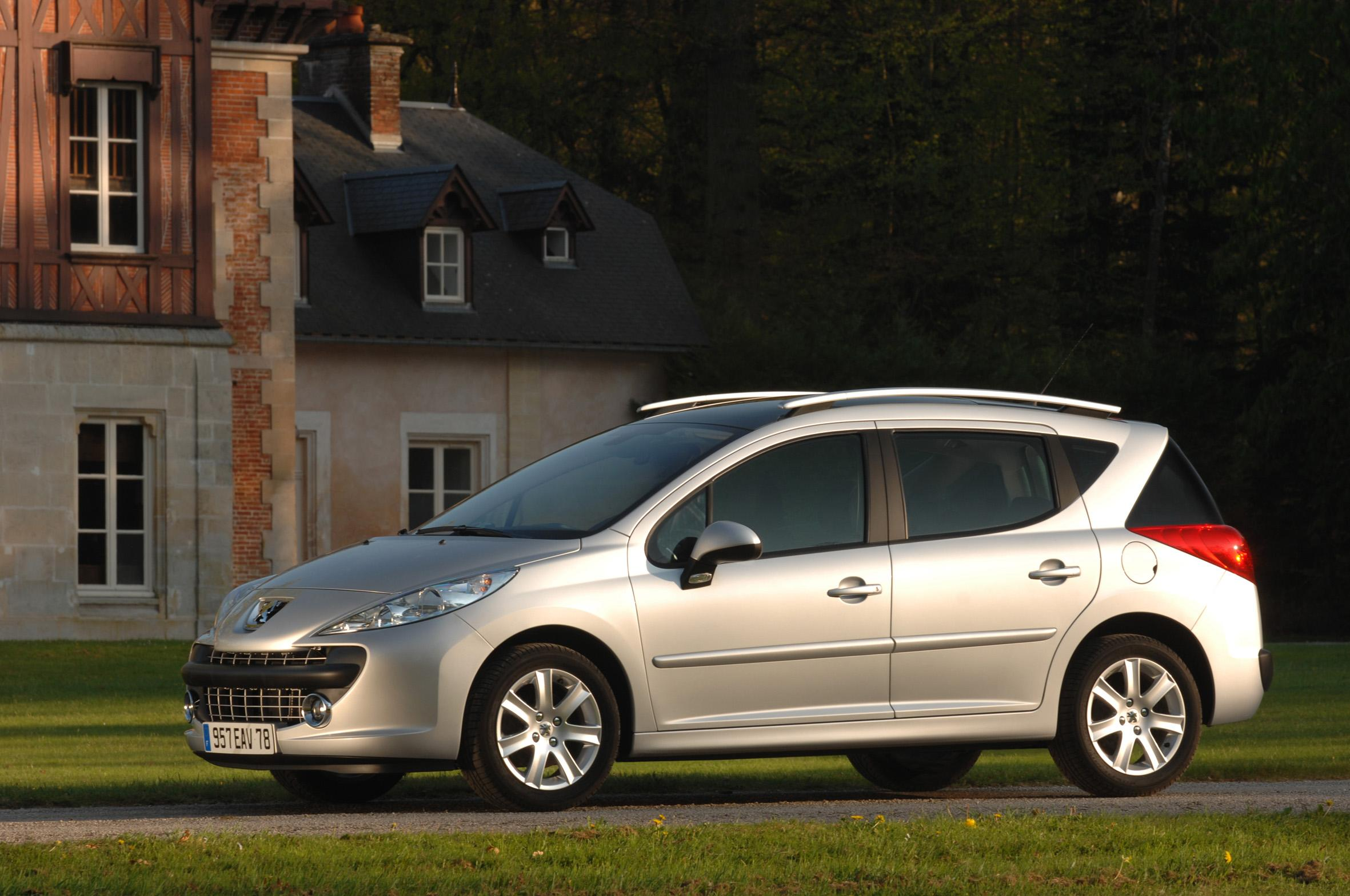 2008 Peugeot 207 Sw Review Top Speed