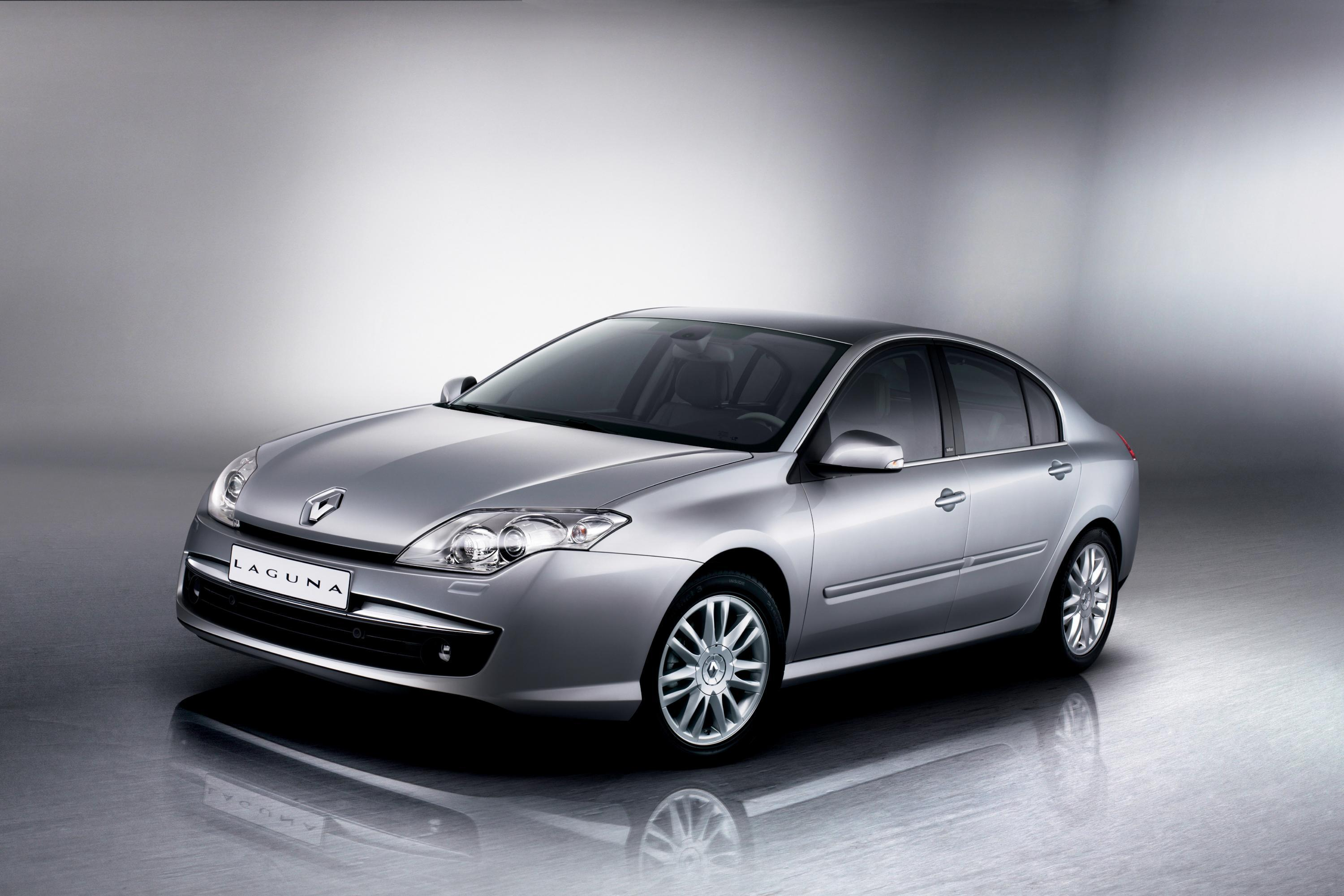2008 Renault Laguna | Top Speed. »