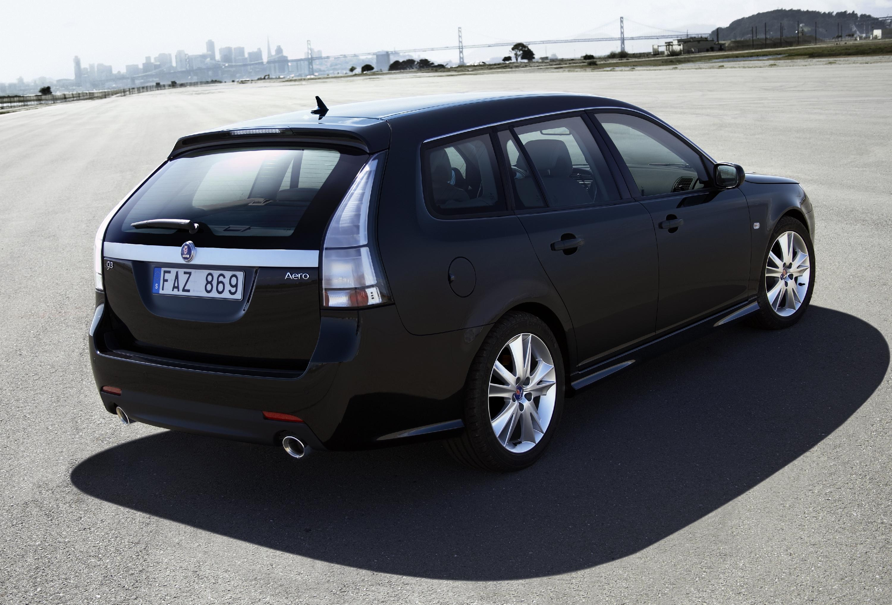 2008 Saab 9 3 Sport Sedan And SportCombi | Top Speed. »