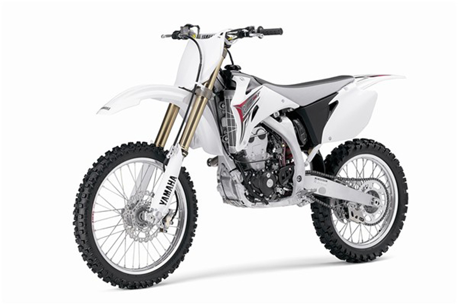 2008 yamaha yz250f review top speed for Yamaha 250 four stroke