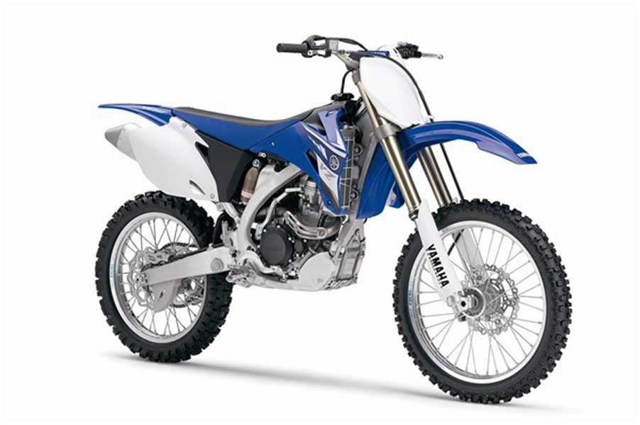 2008 Yamaha YZ250F | Top Speed