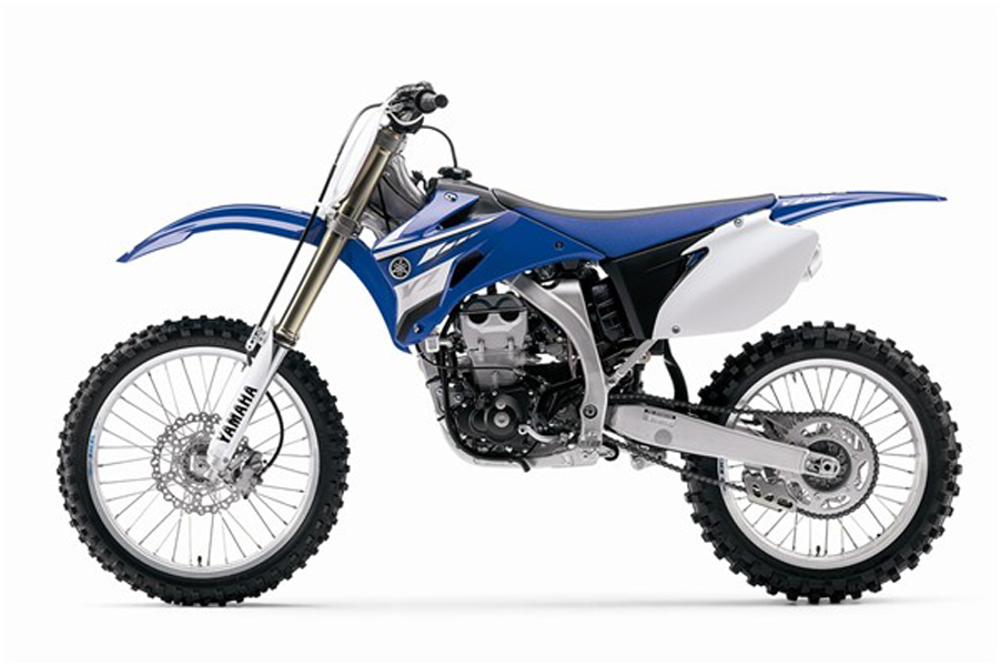 2008 Yamaha YZ450F Review