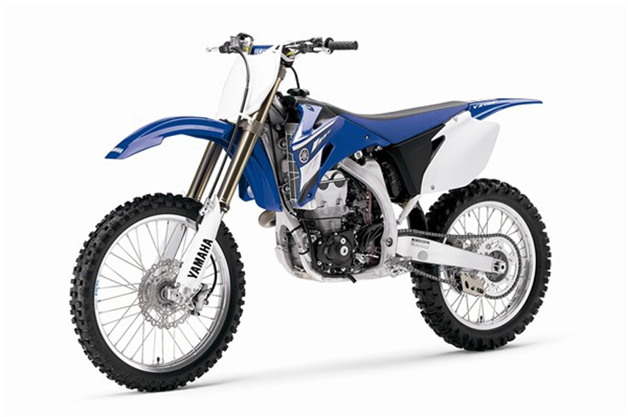2008 Yamaha YZ450F | Top Speed