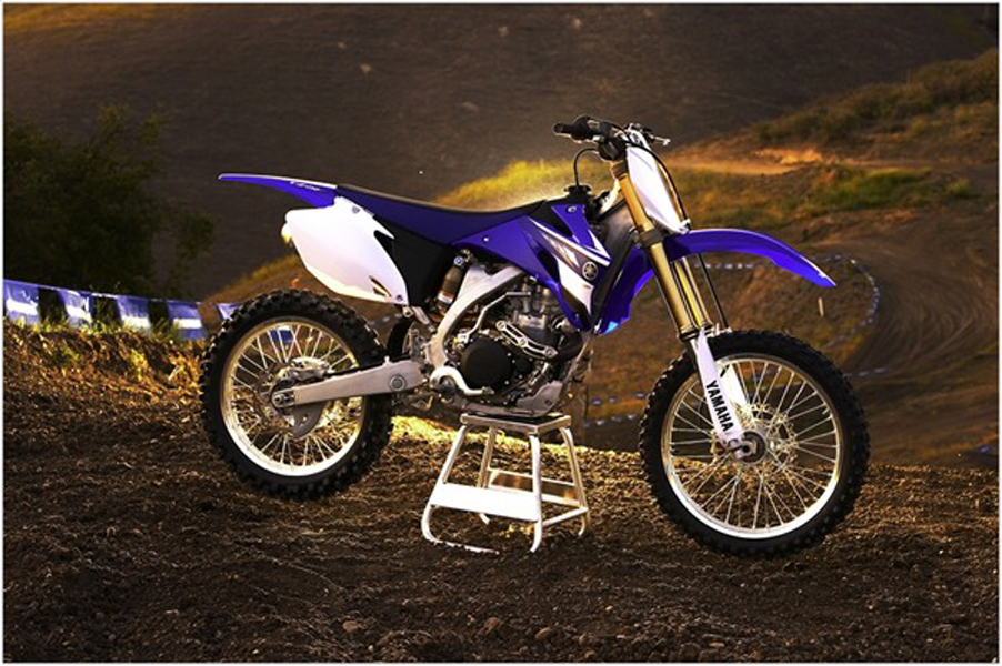 2008 Yamaha YZ450F Review - Top Speed