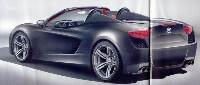 Bmw Z10 Concept Picture 174724 Car News Top Speed