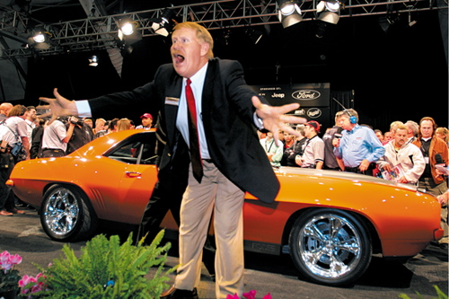 Car Auction Rivals May End Up Doing The Bidding Top Speed - Car auction show