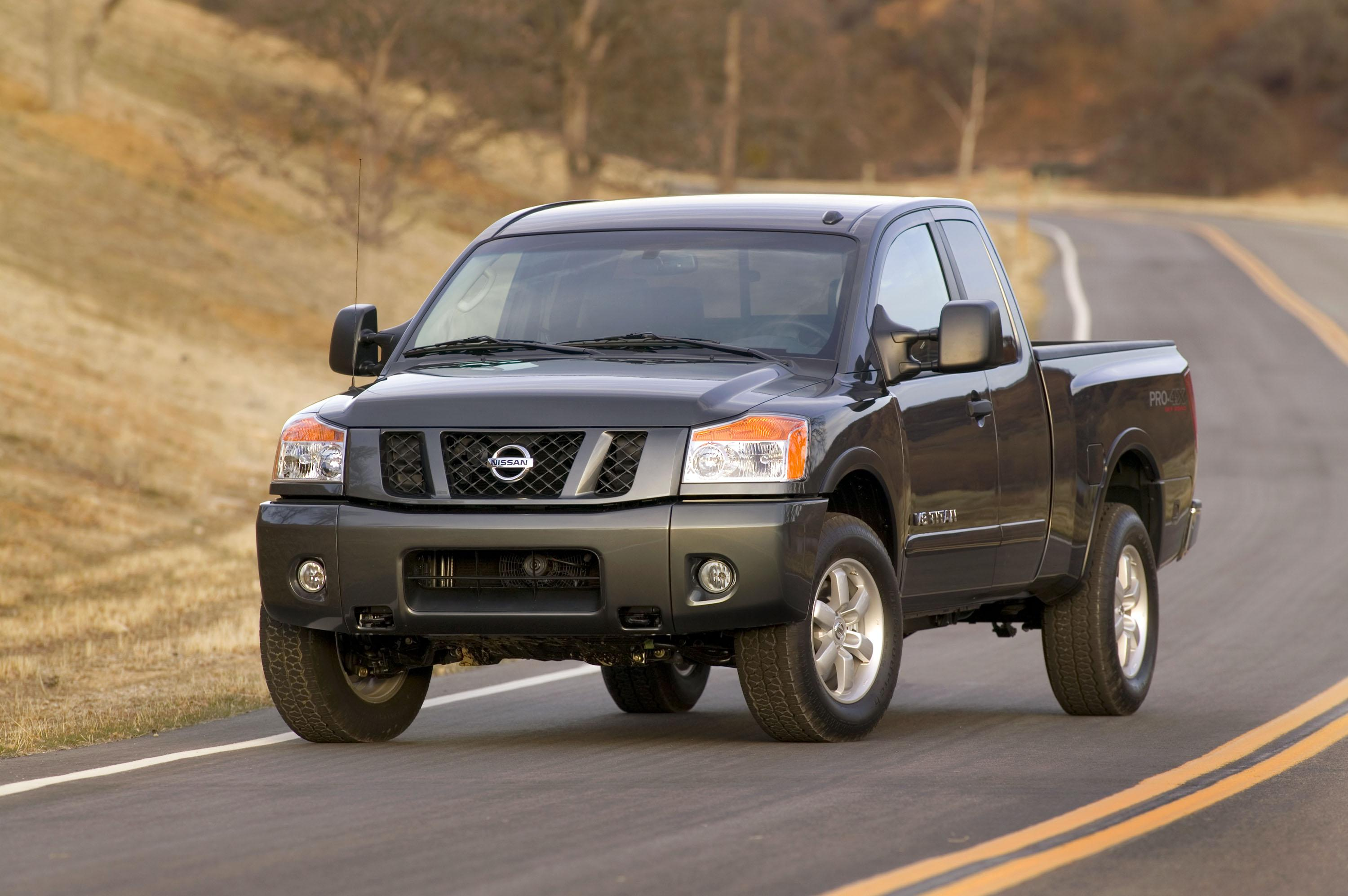 nissan titan diesel coming to usa by 2009 top speed. Black Bedroom Furniture Sets. Home Design Ideas