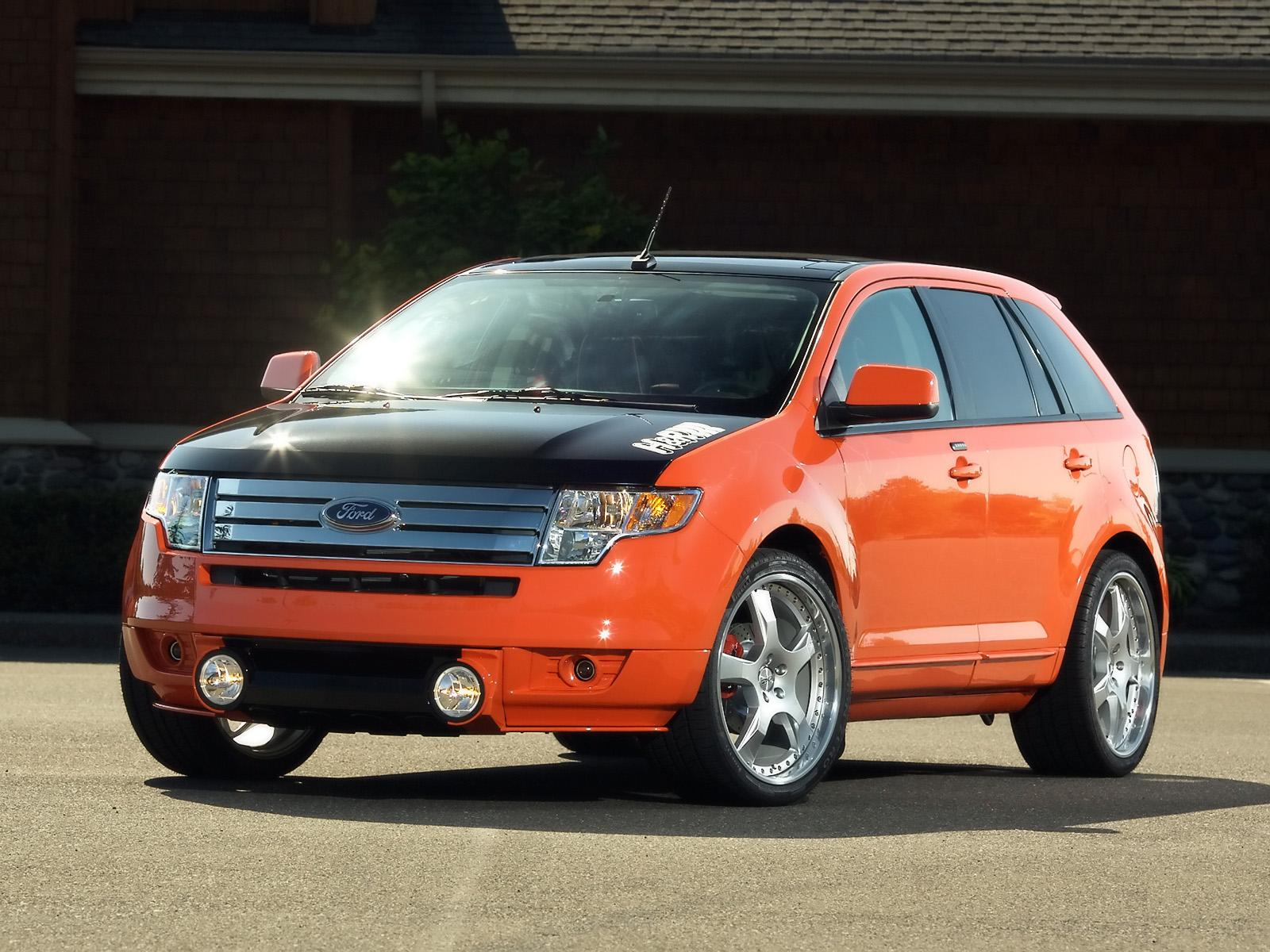 2007 ford edge by h r news top speed. Black Bedroom Furniture Sets. Home Design Ideas