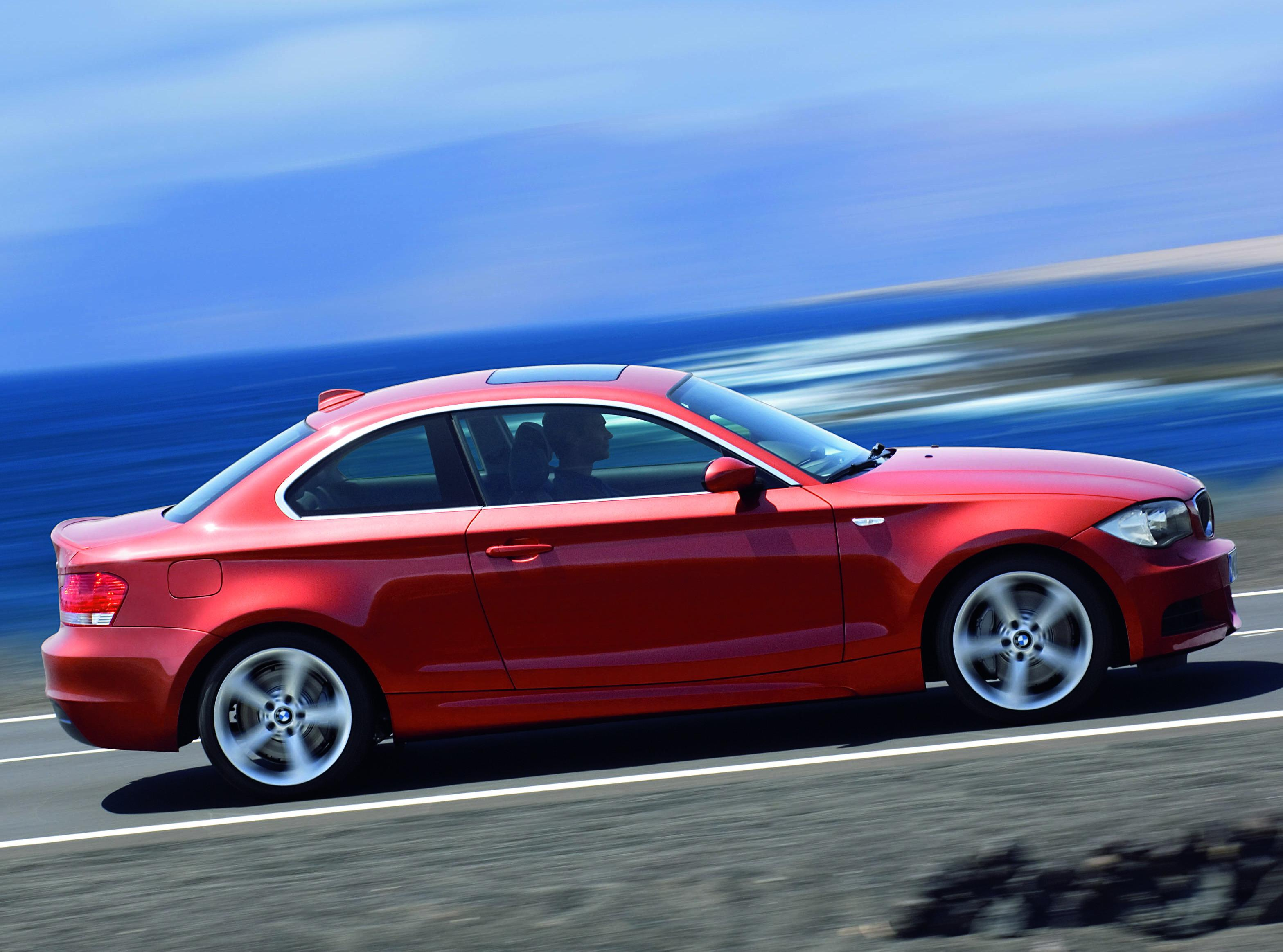 BMW Series Coupe Review Top Speed - 2007 bmw 128i