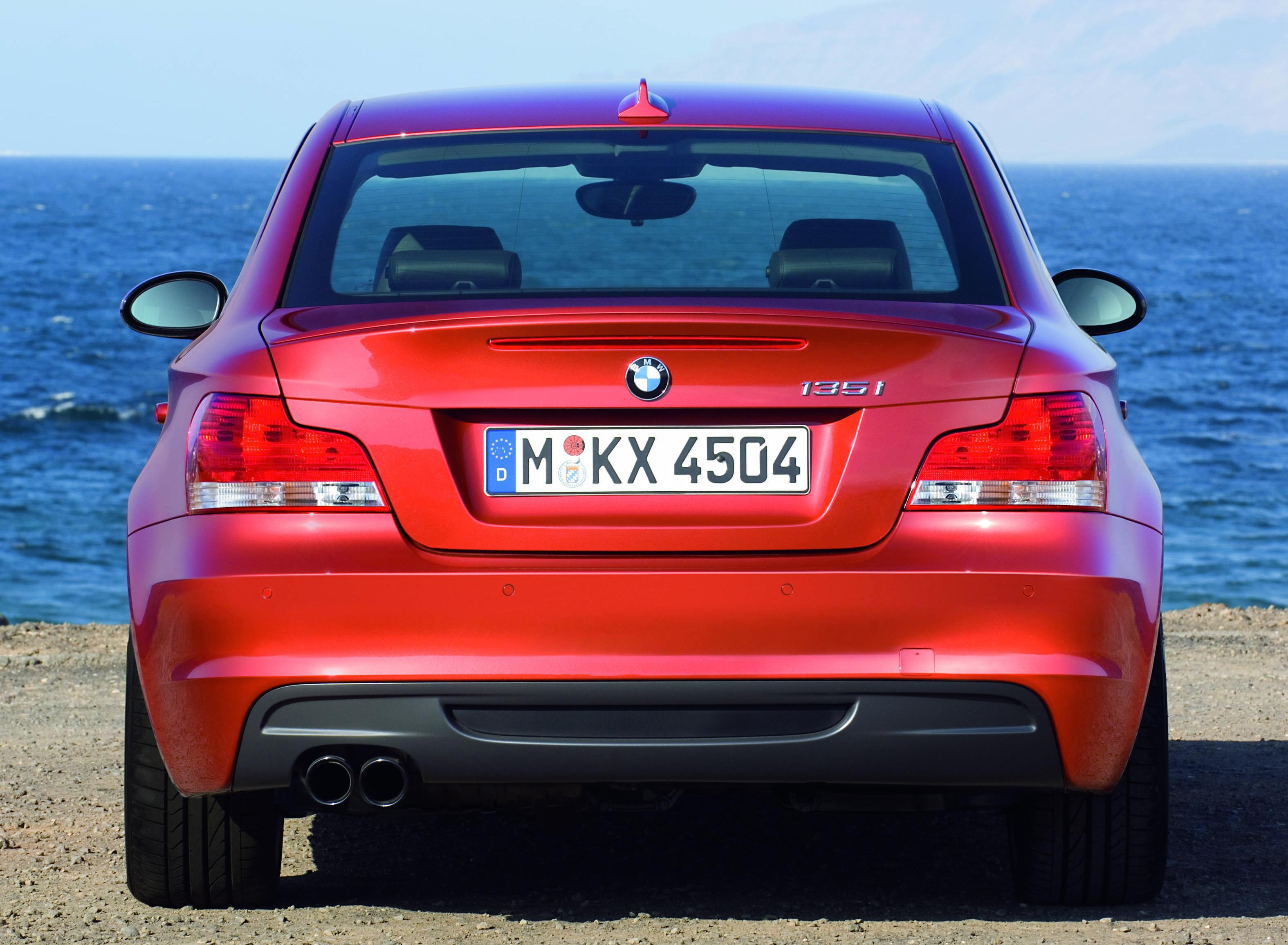 2008 BMW 1-Series Coupe Review - Gallery 182685 - Top Speed