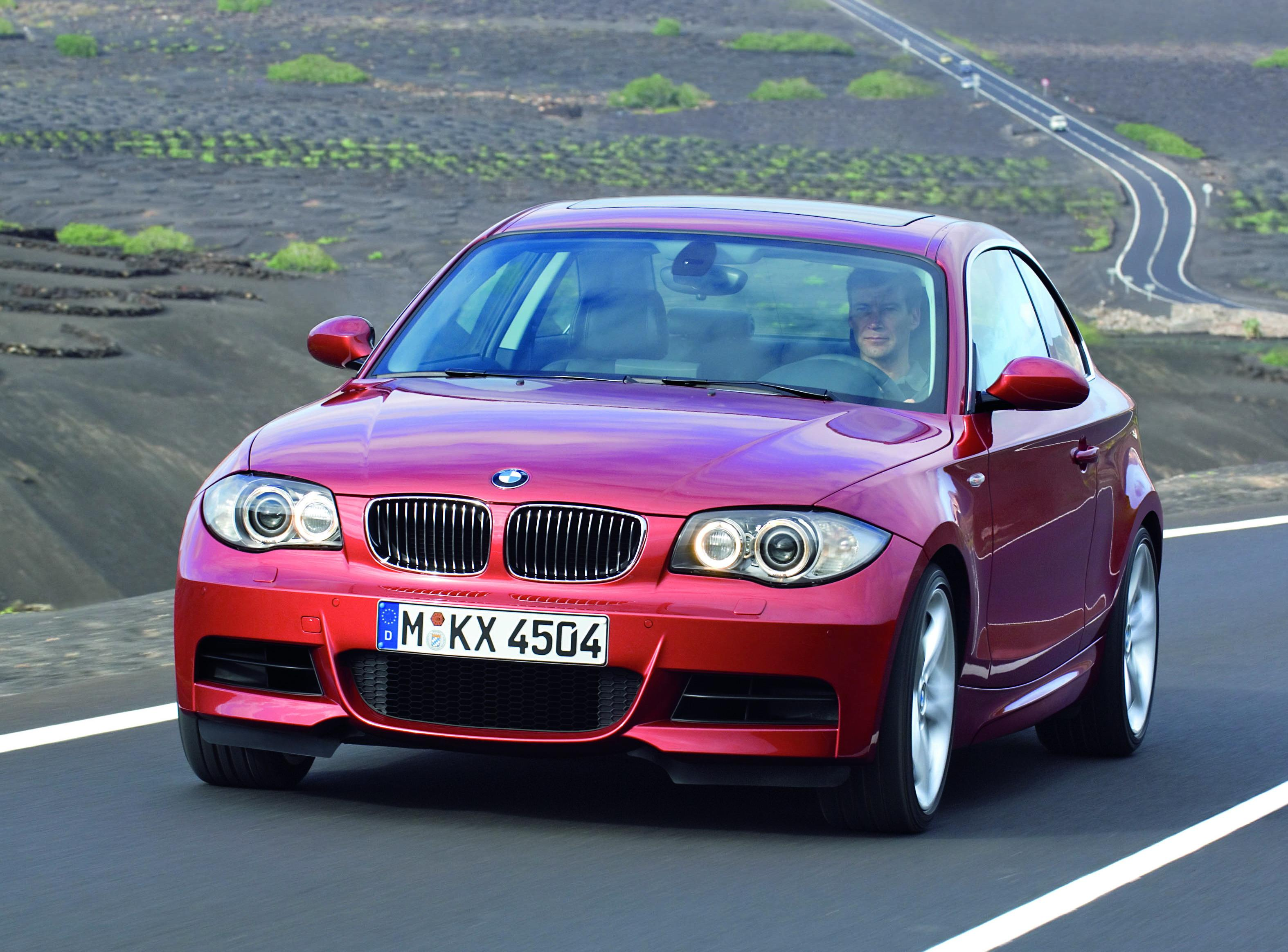 2008 BMW 1-Series Coupe Review - Top Speed